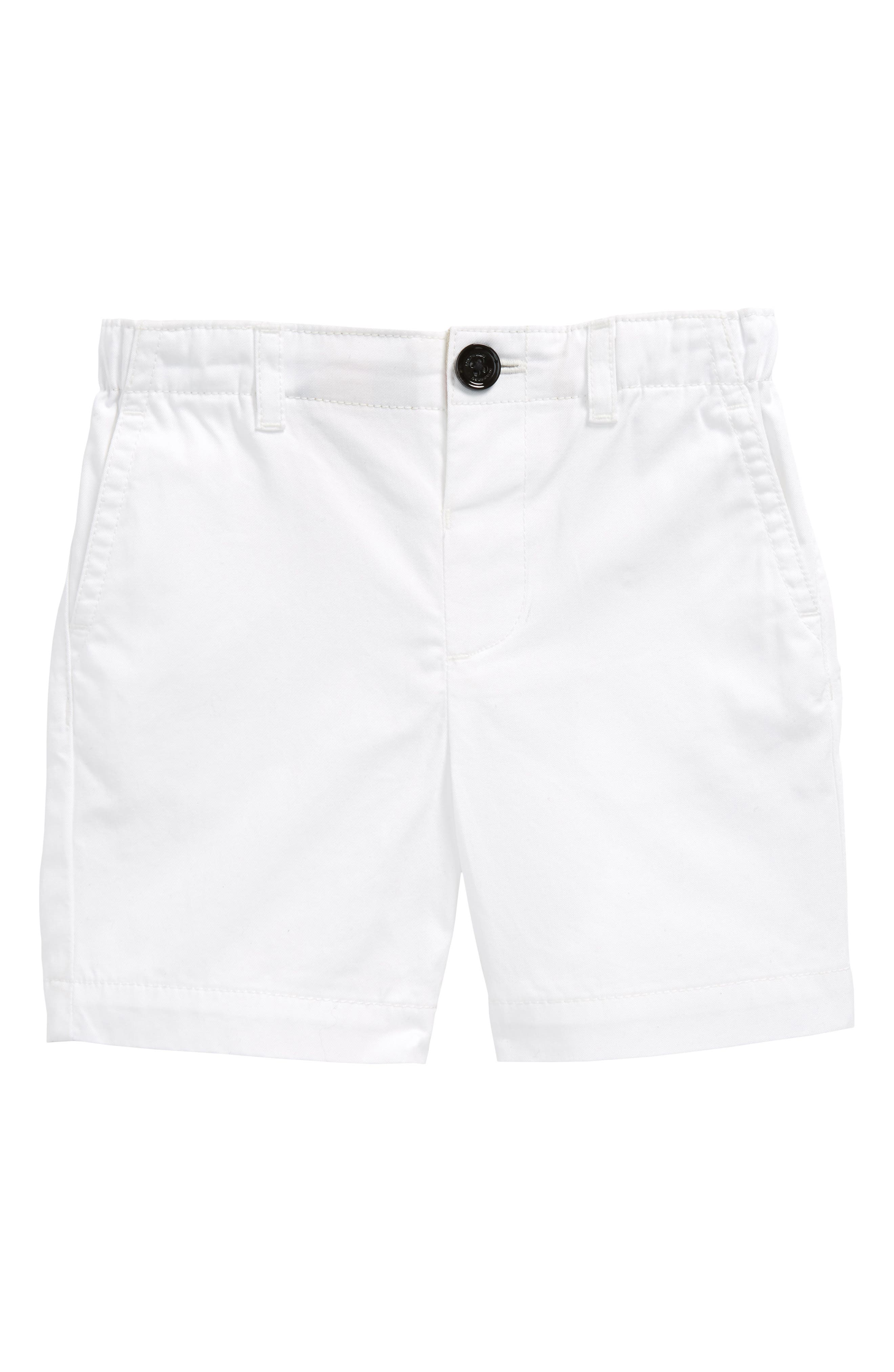 Burberry Sean Twill Shorts (Baby Boys)
