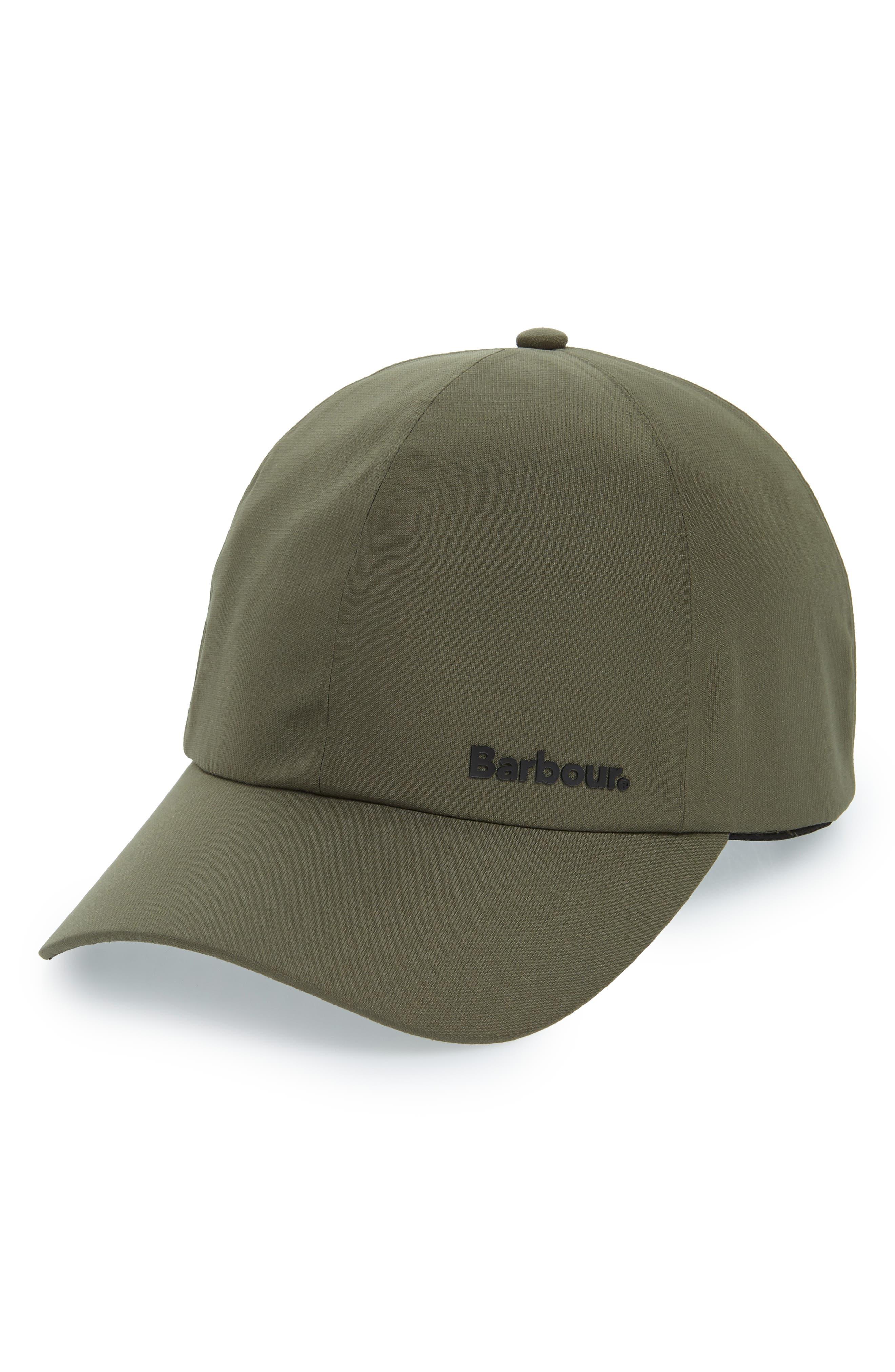Barbour Dee Waterproof Ball Cap