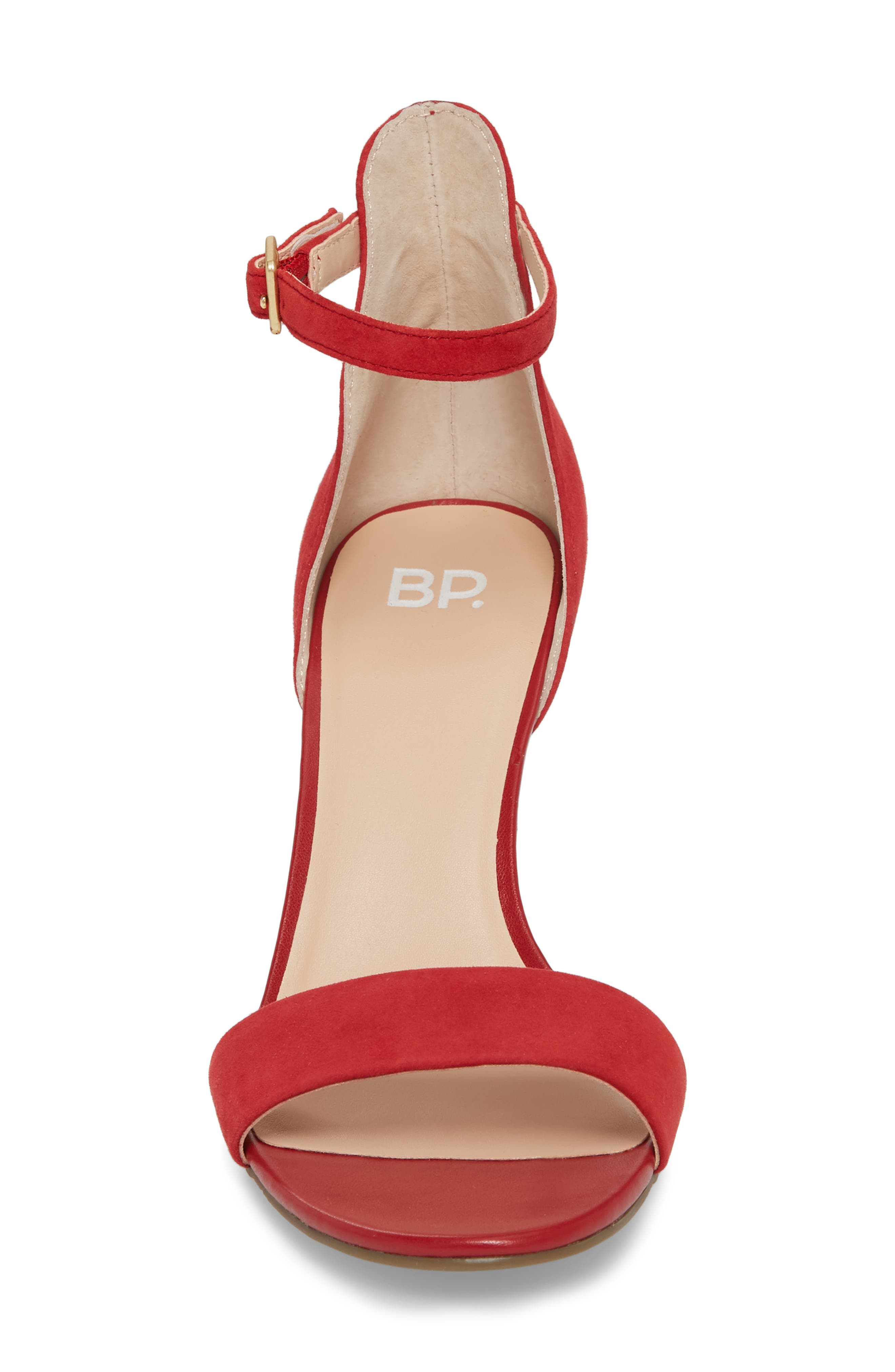 Alternate Image 4  - BP. 'Luminate' Open Toe Dress Sandal (Women)