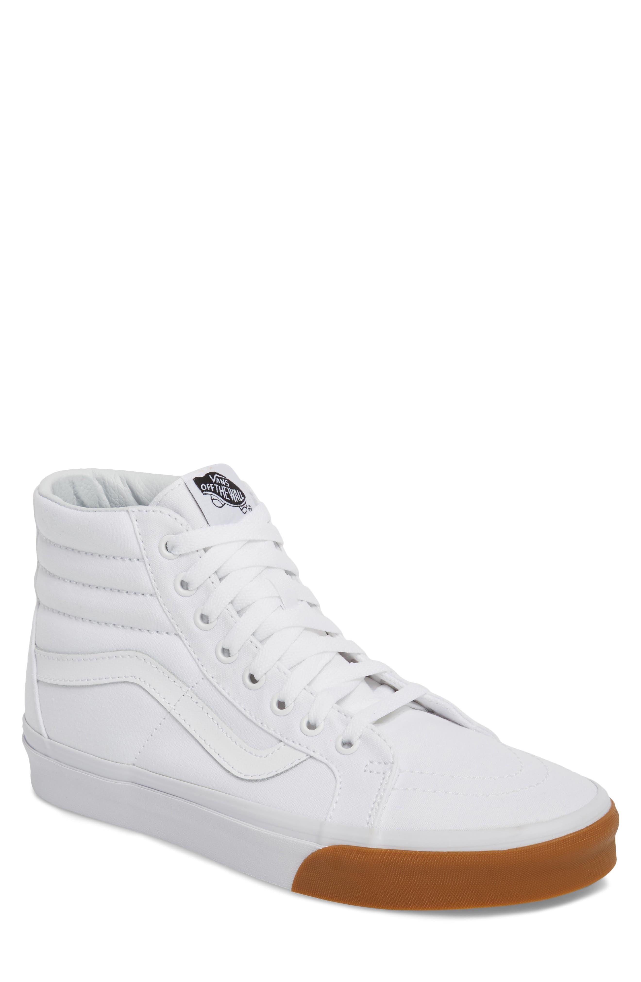 Main Image - Vans 'Sk8-Hi Reissue' Sneaker (Men)