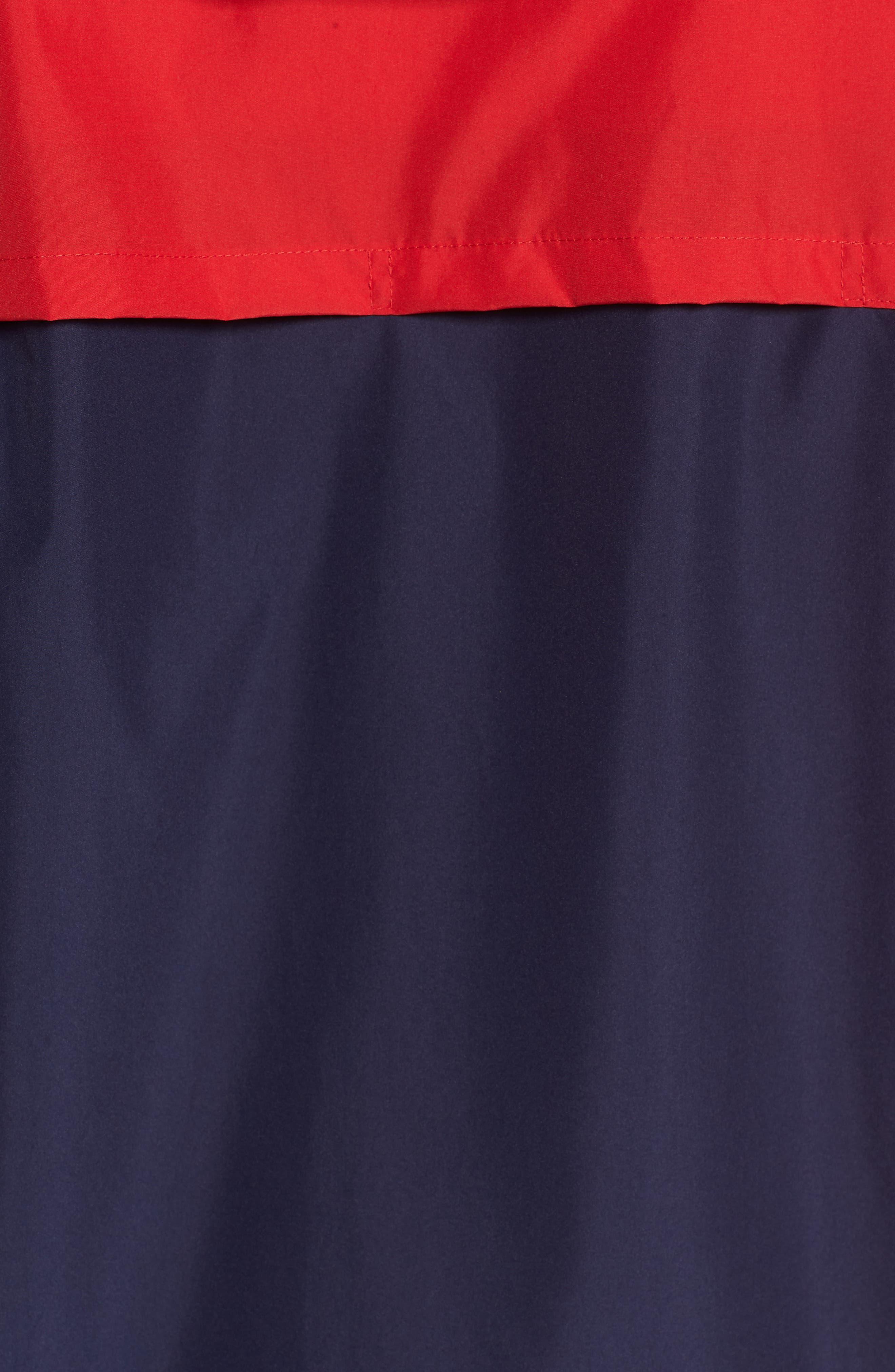 Athletics 78 Jacket,                             Alternate thumbnail 5, color,                             Team Red