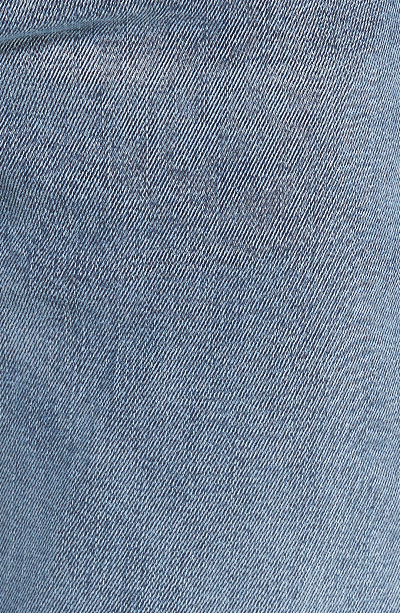 Buster Slim Straight Leg Jeans,                             Alternate thumbnail 5, color,                             084Sj