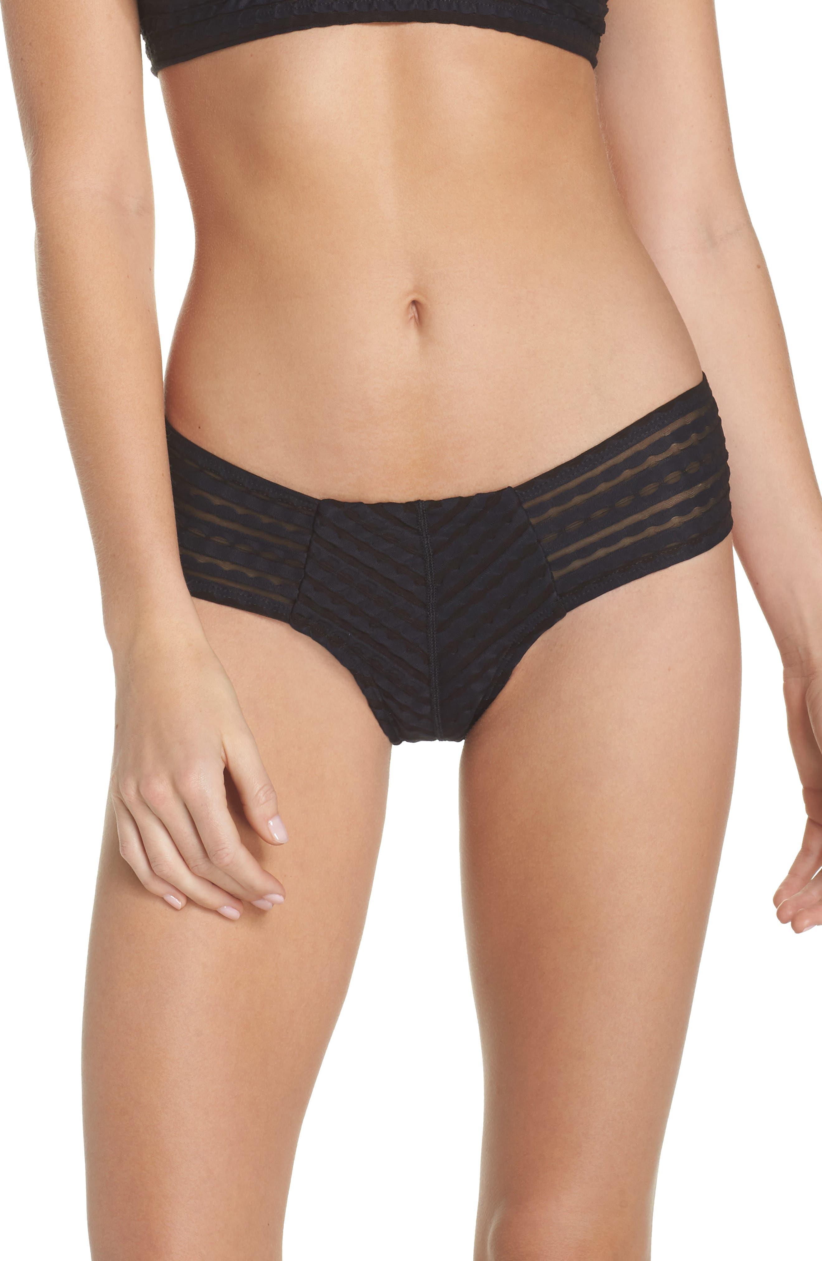 Robin Piccone Carly Hipster Bikini Bottoms