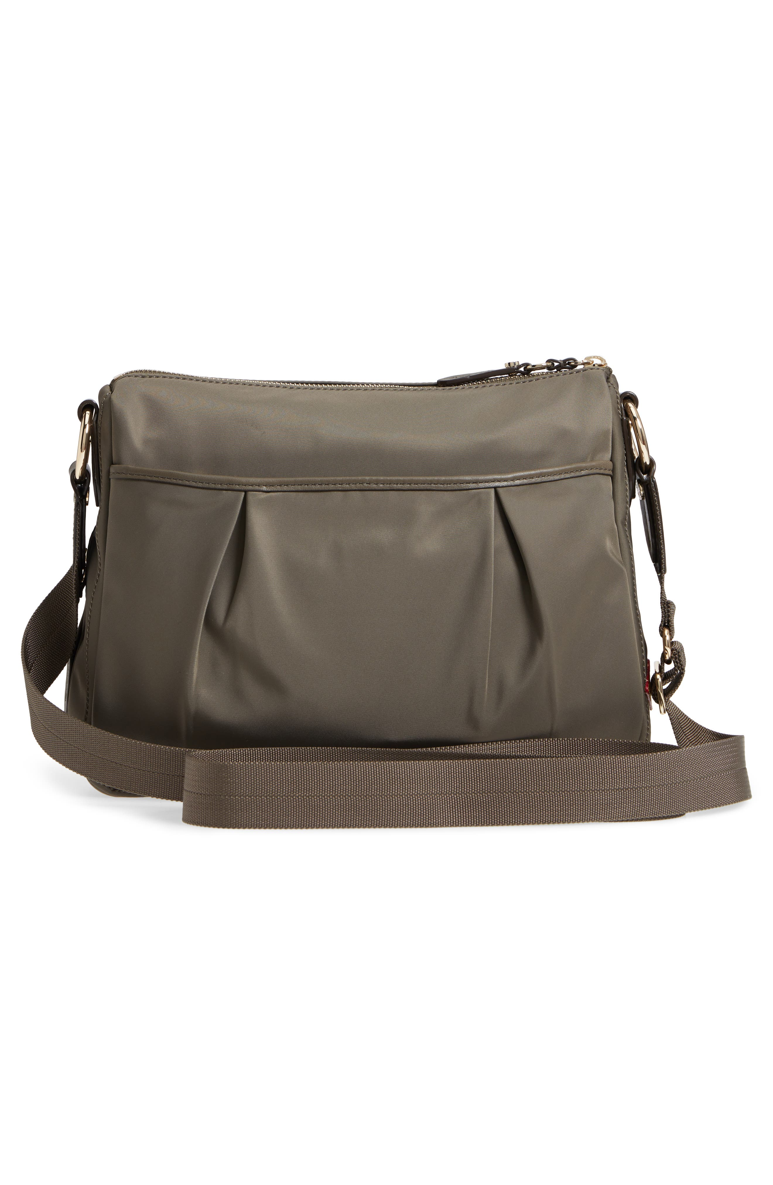 Paige Crossbody Bag,                             Alternate thumbnail 2, color,                             Clay