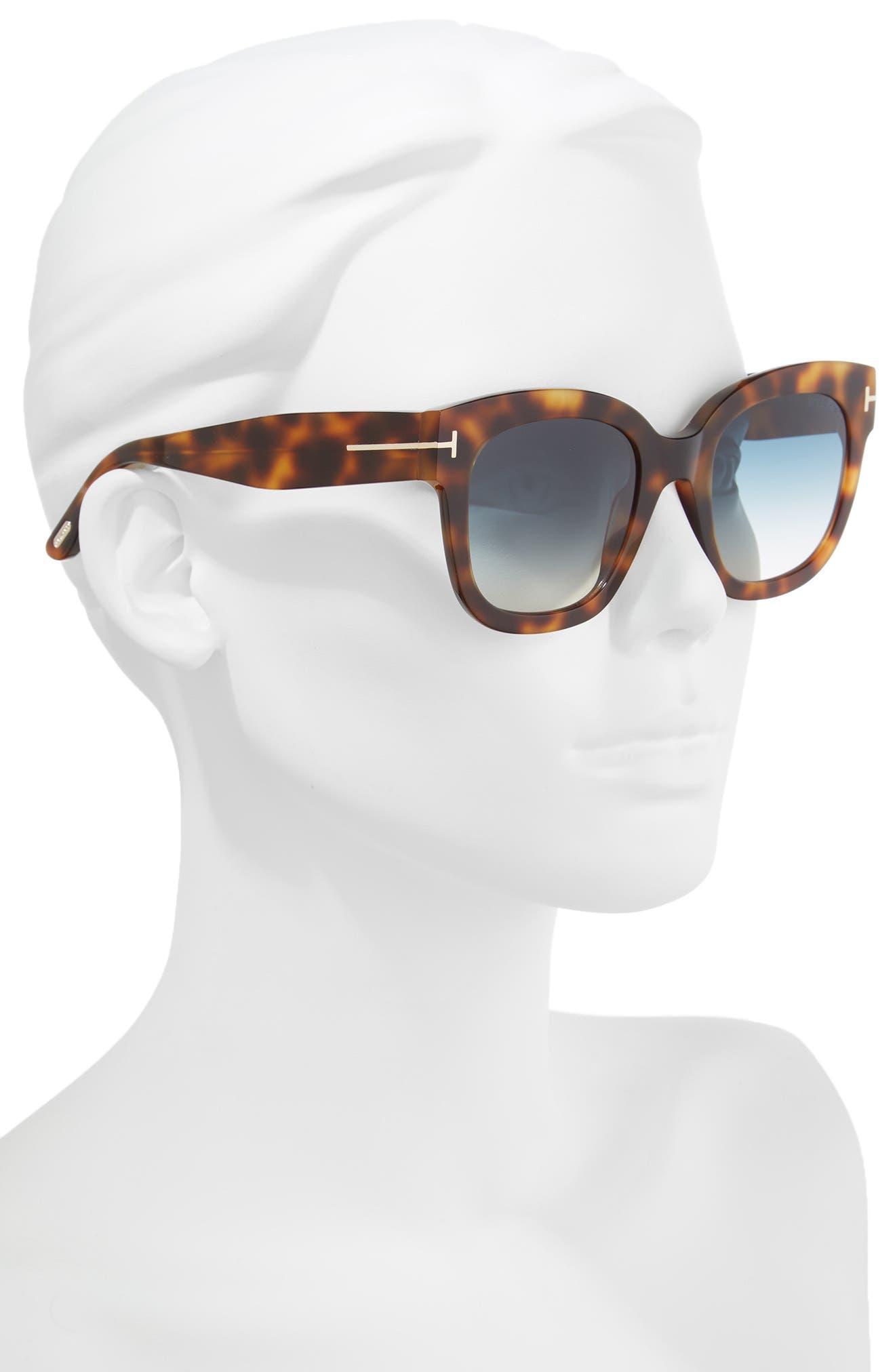 Alternate Image 2  - Tom Ford Beatrix 52mm Sunglasses