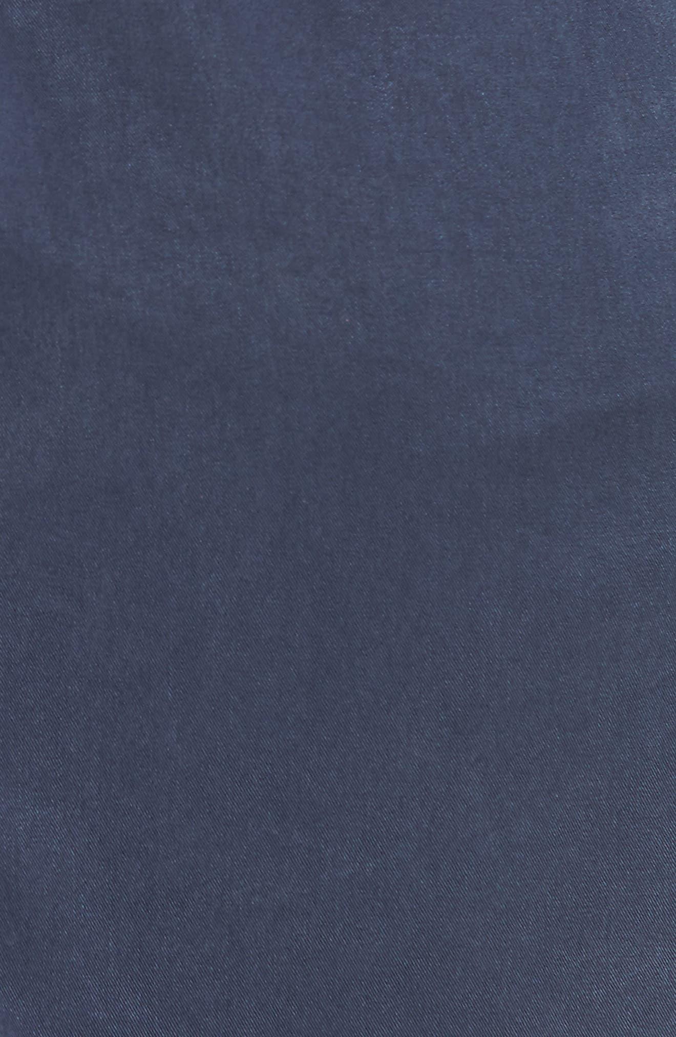 Tencel<sup>®</sup> Trench Coat,                             Alternate thumbnail 7, color,                             High Seas