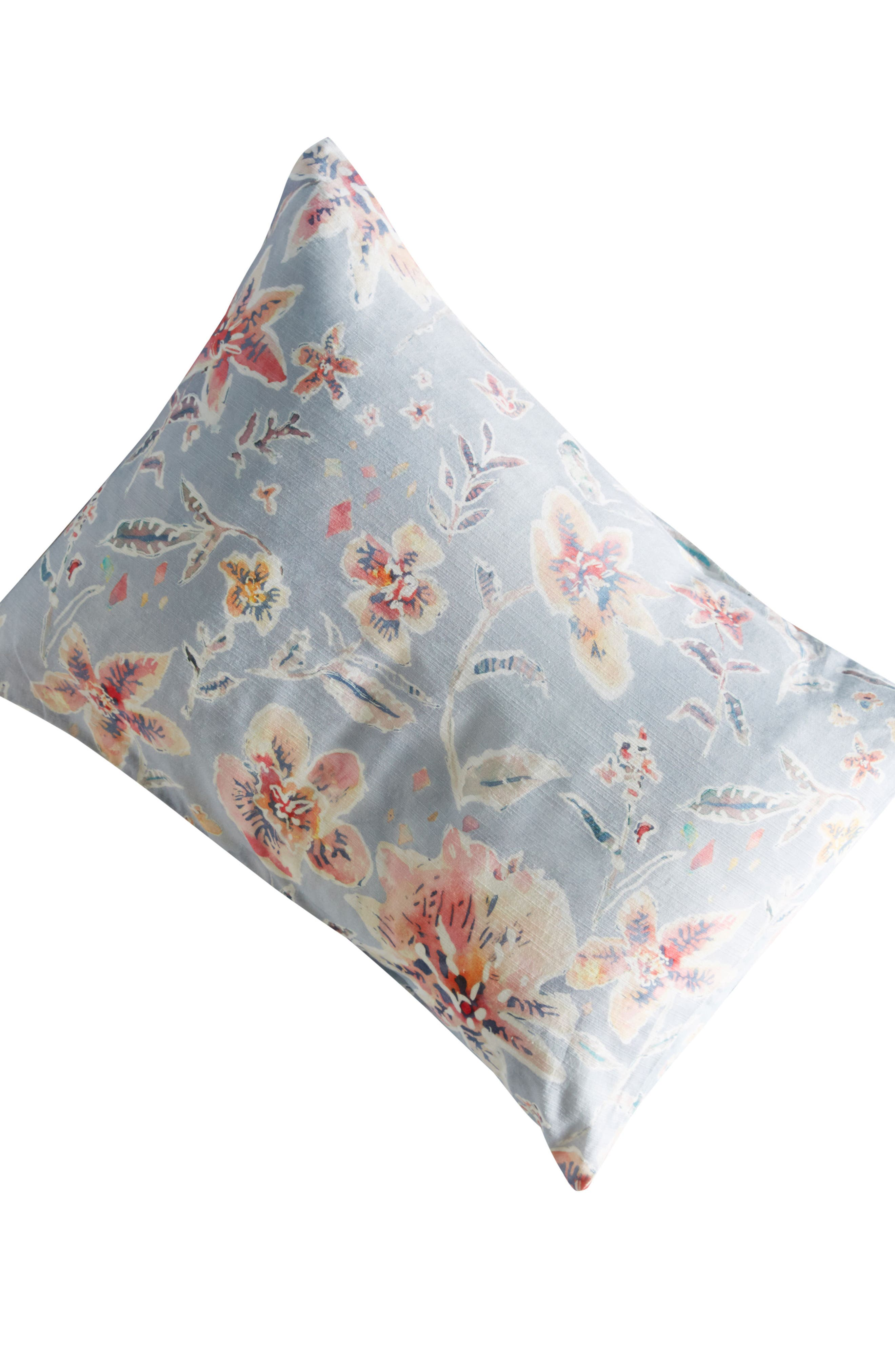 Winslow Pillow Shams,                             Alternate thumbnail 2, color,                             Peach