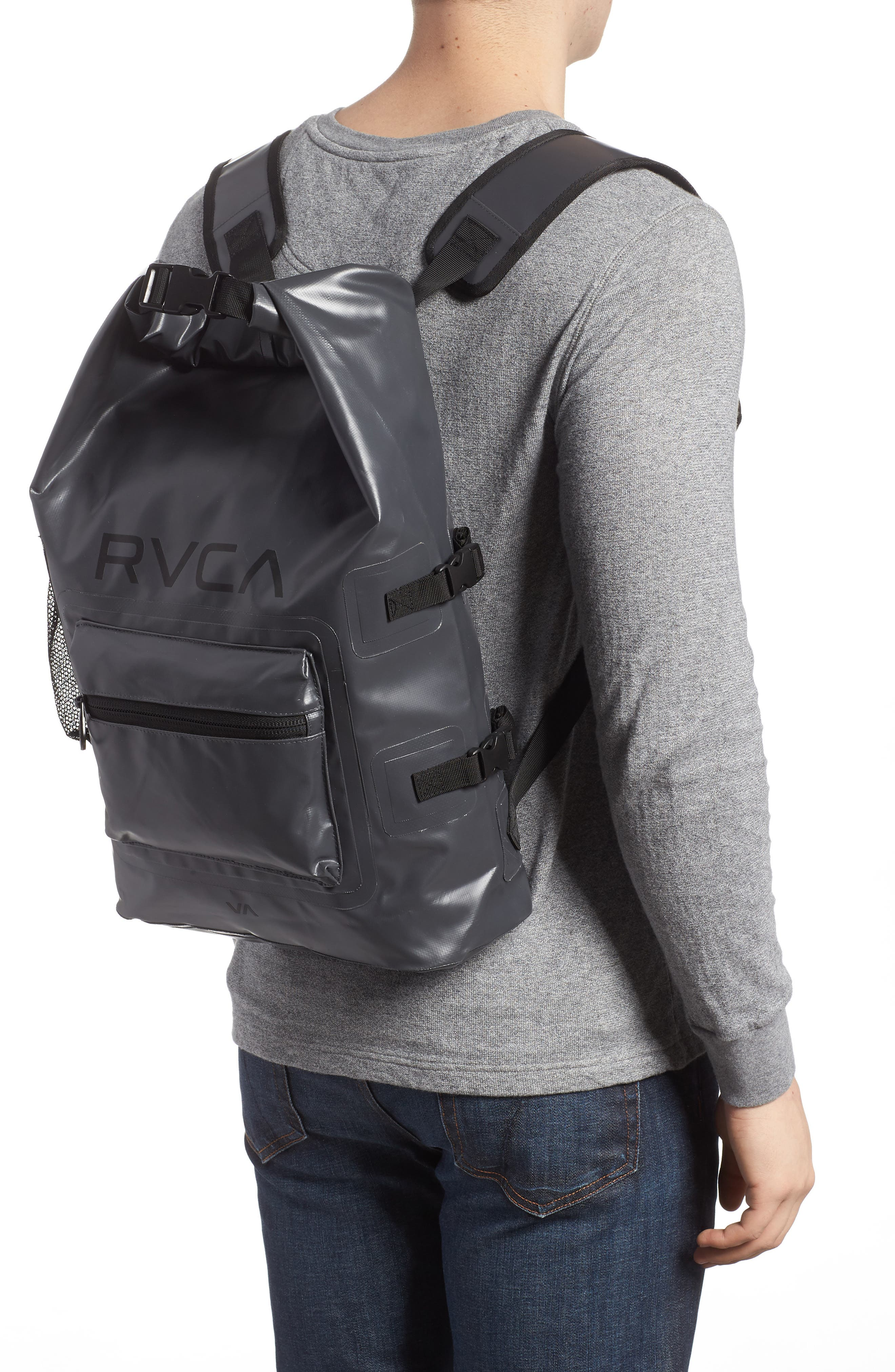 Go Be II Waterproof Backpack,                             Alternate thumbnail 2, color,                             Charcoal