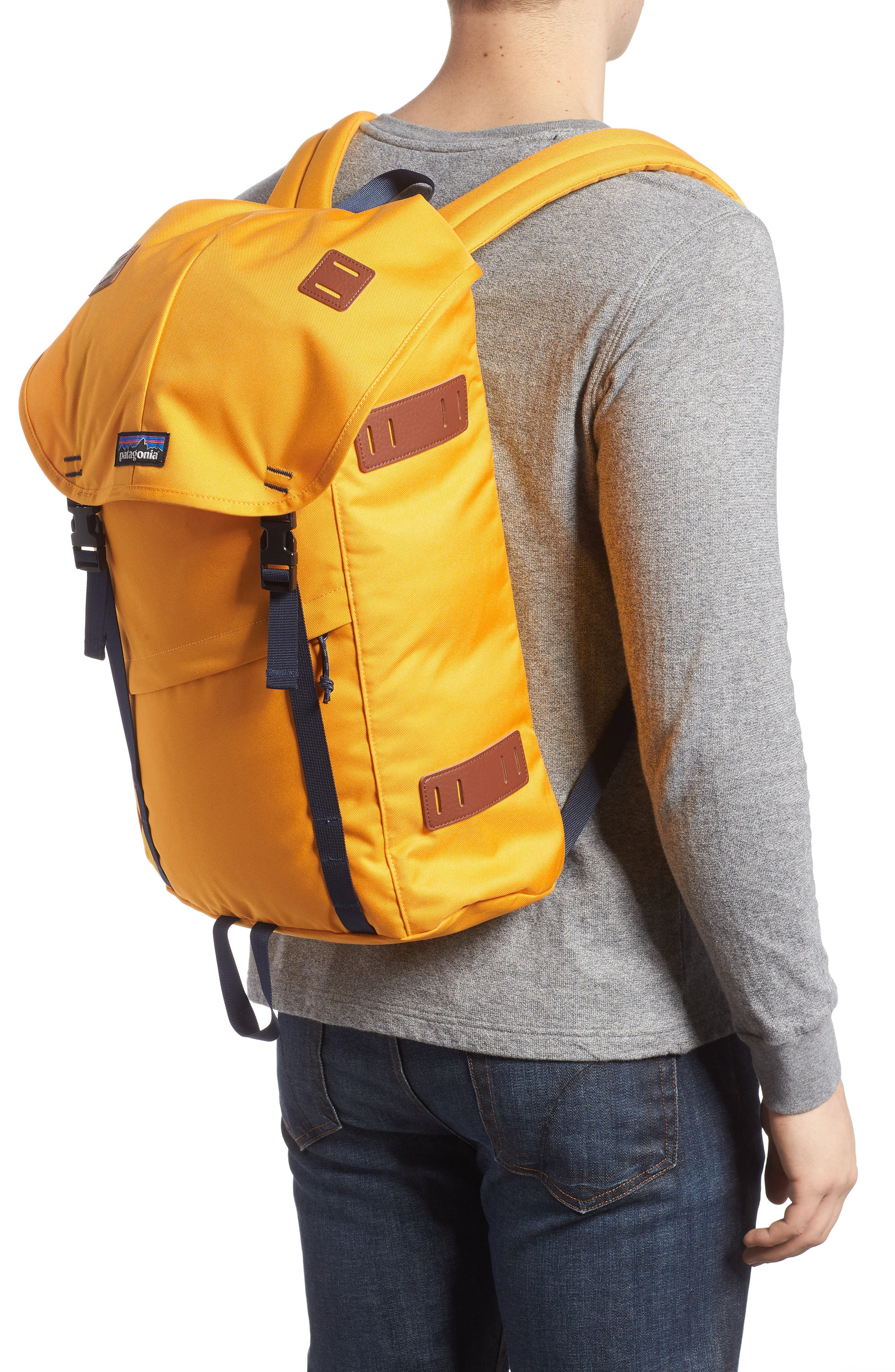 Arbor 26-Liter Backpack,                             Alternate thumbnail 2, color,                             Rugby Yellow