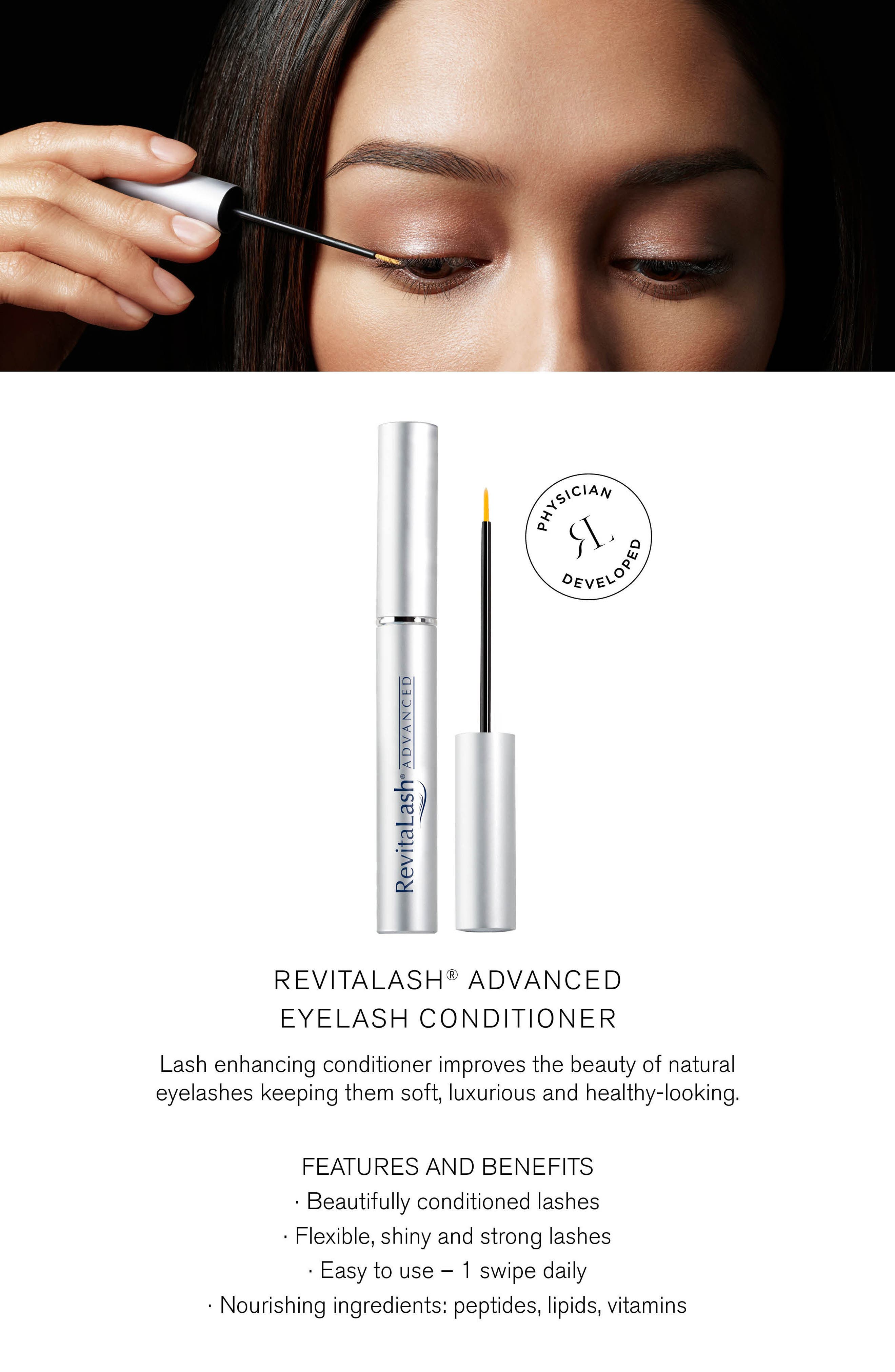 Alternate Image 6  - RevitaLash® ADVANCED Eyelash Conditioner