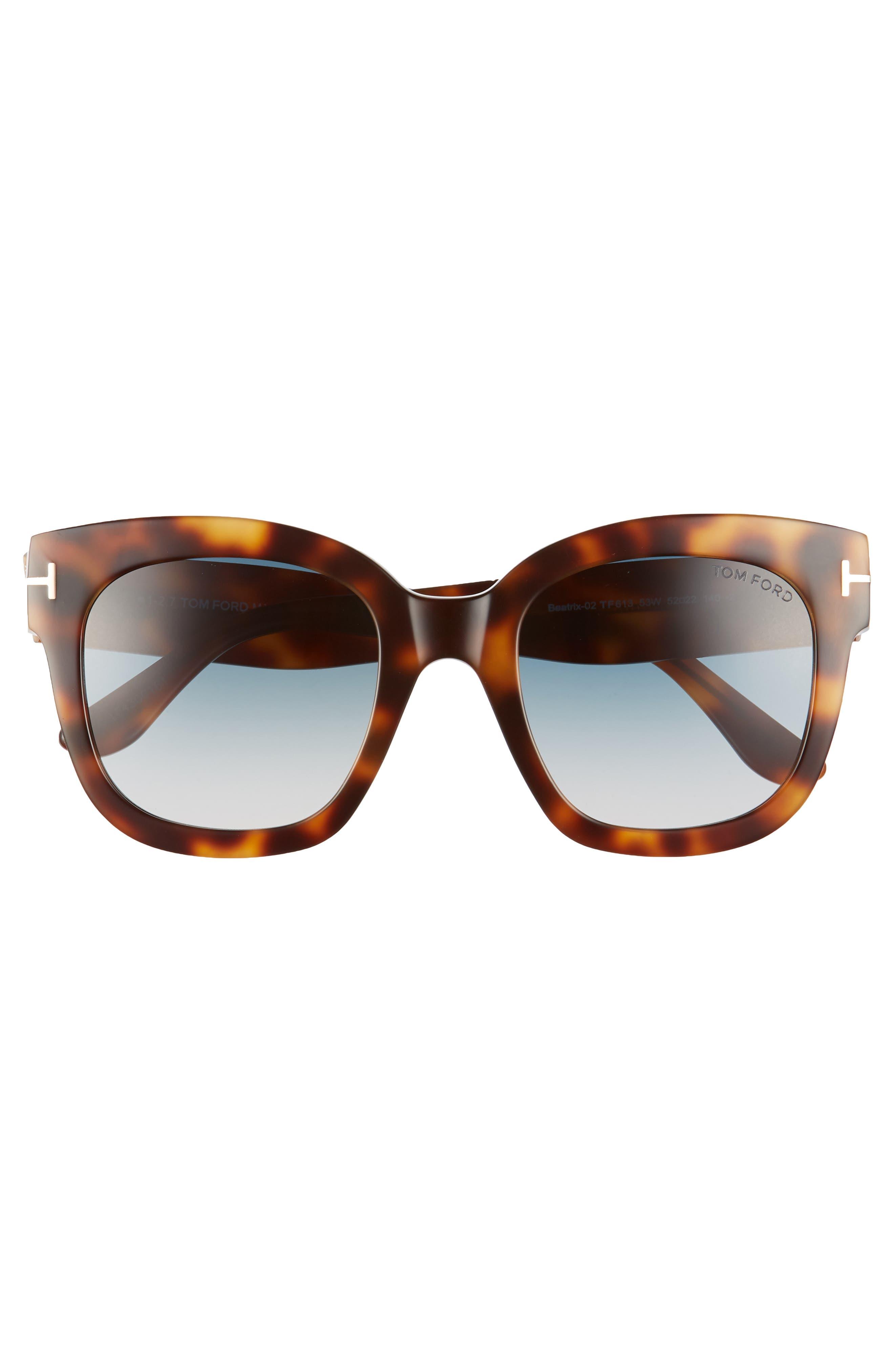 Alternate Image 3  - Tom Ford Beatrix 52mm Sunglasses