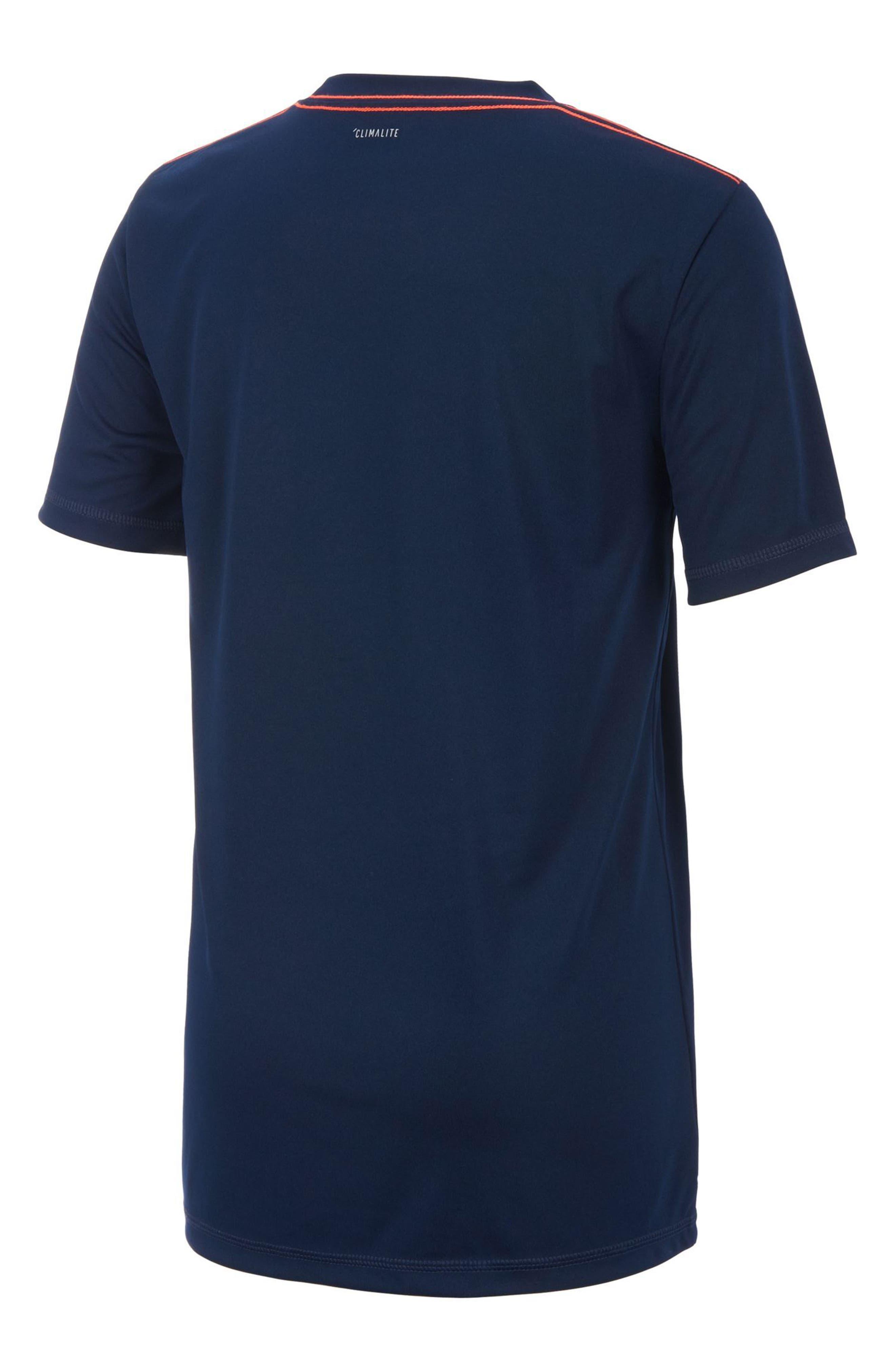 Logo T-Shirt,                             Alternate thumbnail 2, color,                             Navy