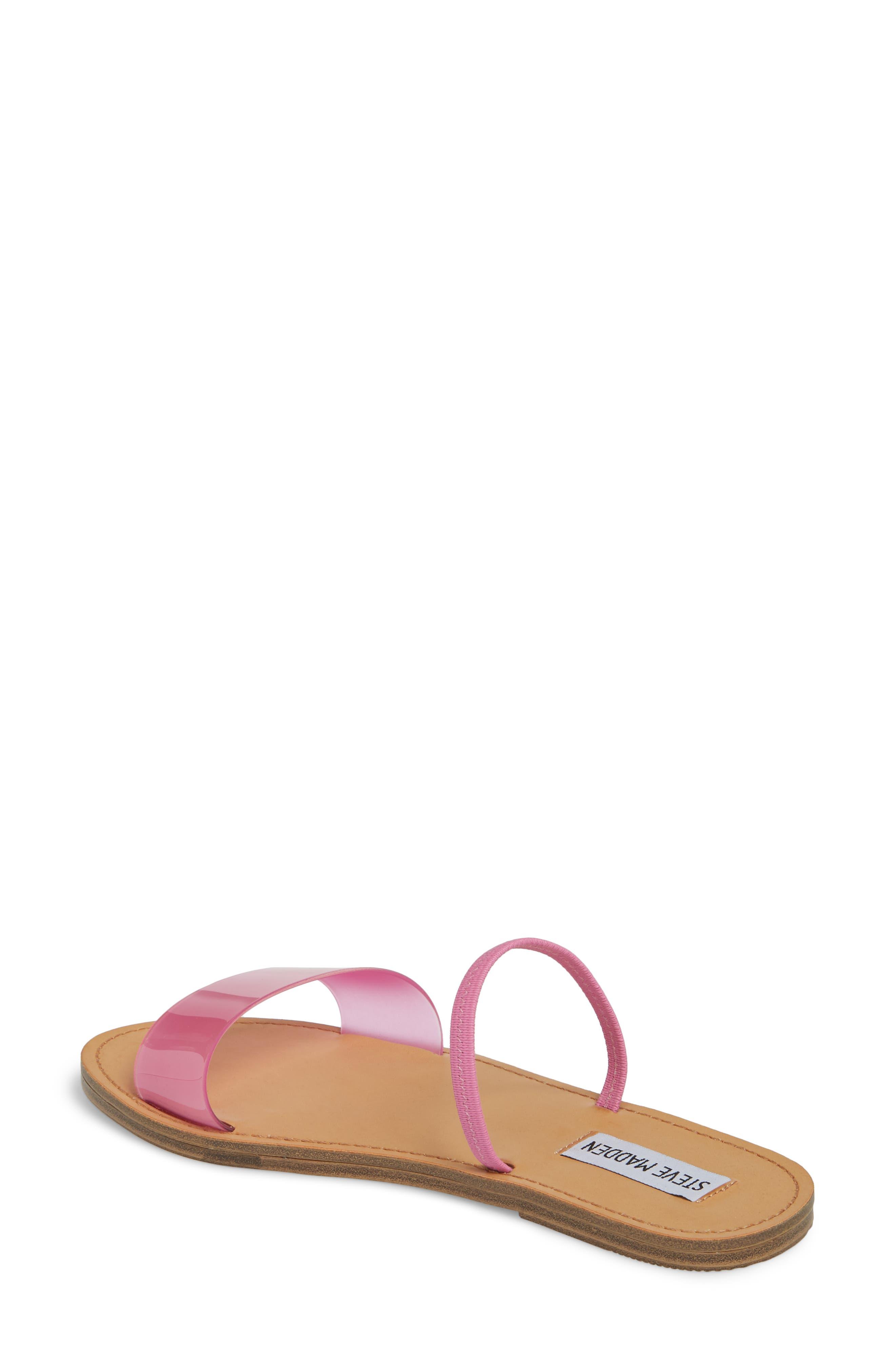 Alternate Image 2  - Steve Madden Dasha Strappy Slide Sandal (Women)