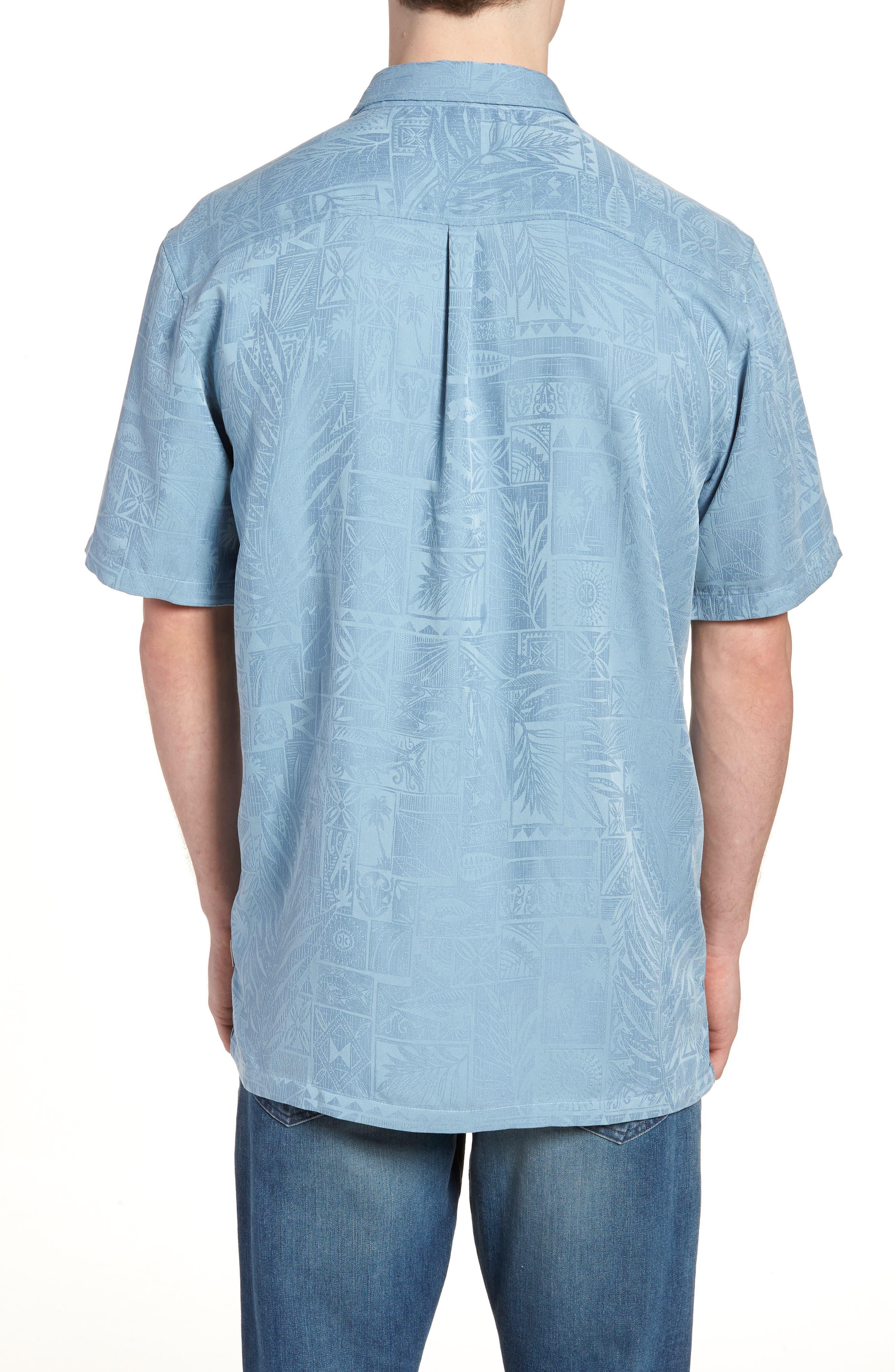 Alternate Image 2  - Jack O'Neill Island Life Print Sport Shirt