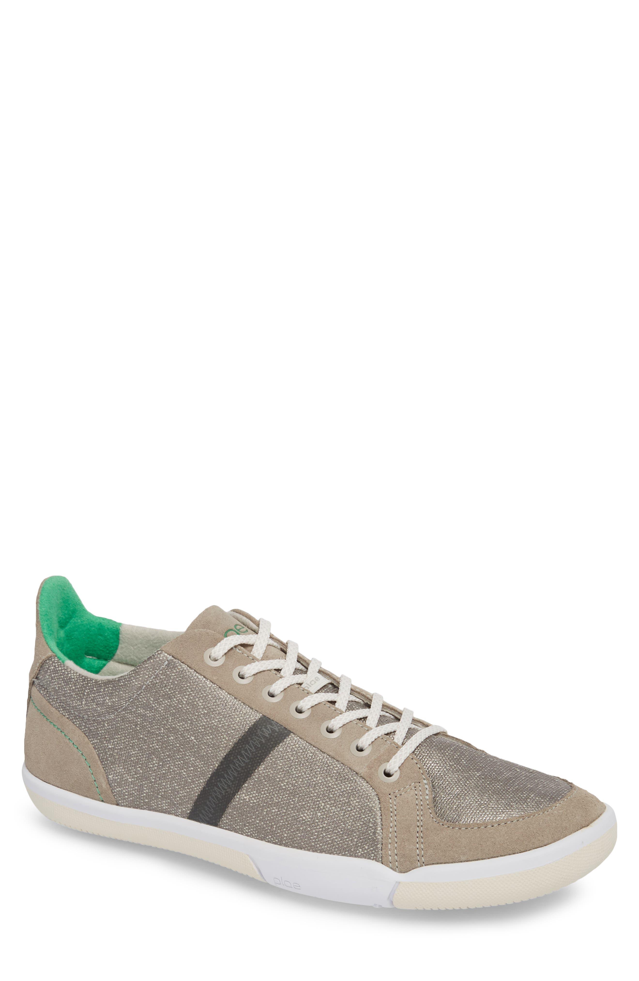 Prospect Low Top Sneaker,                             Main thumbnail 1, color,                             Stone