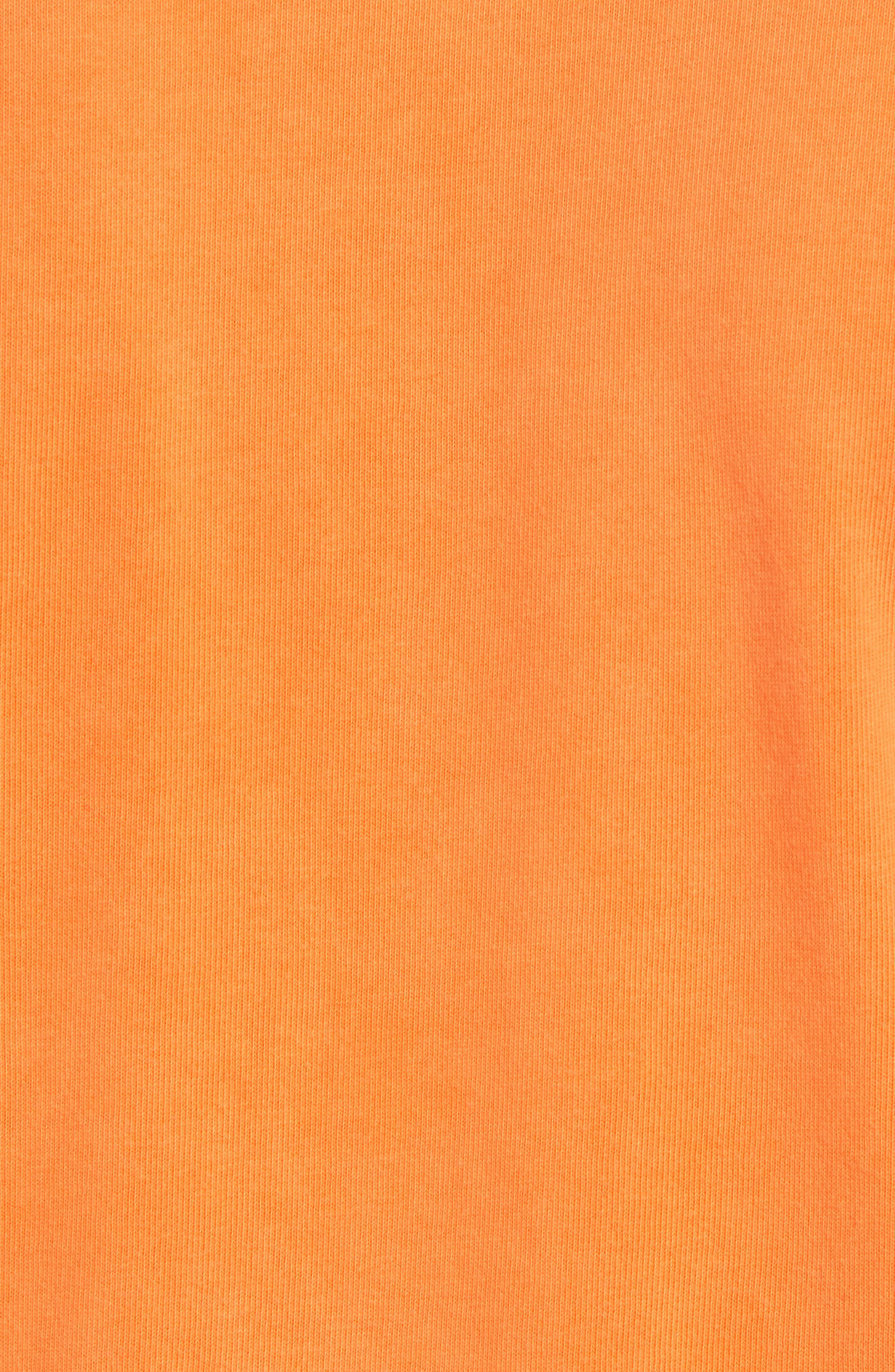 Anderson Sweatshirt,                             Alternate thumbnail 5, color,                             Orange