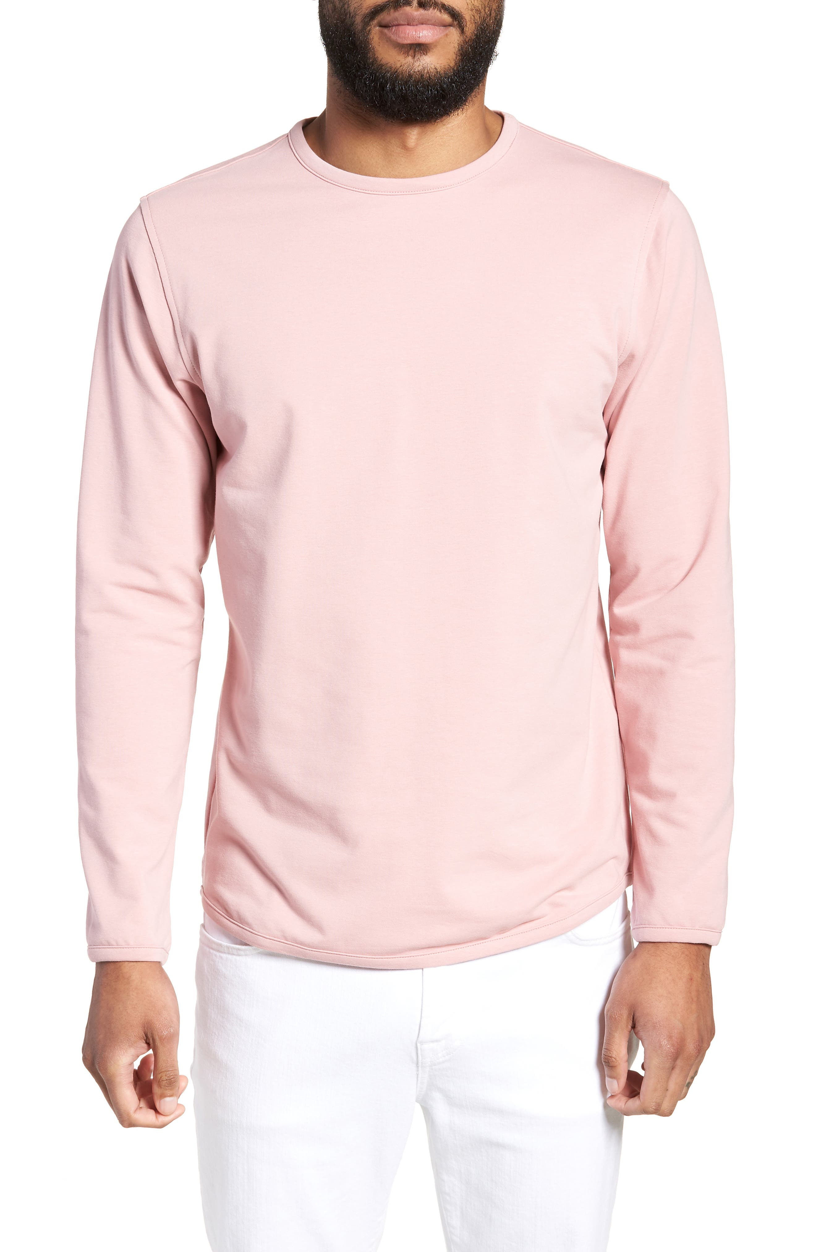 Main Image - TWENTYMETRICTONS Trim Fit Long Sleeve T-Shirt