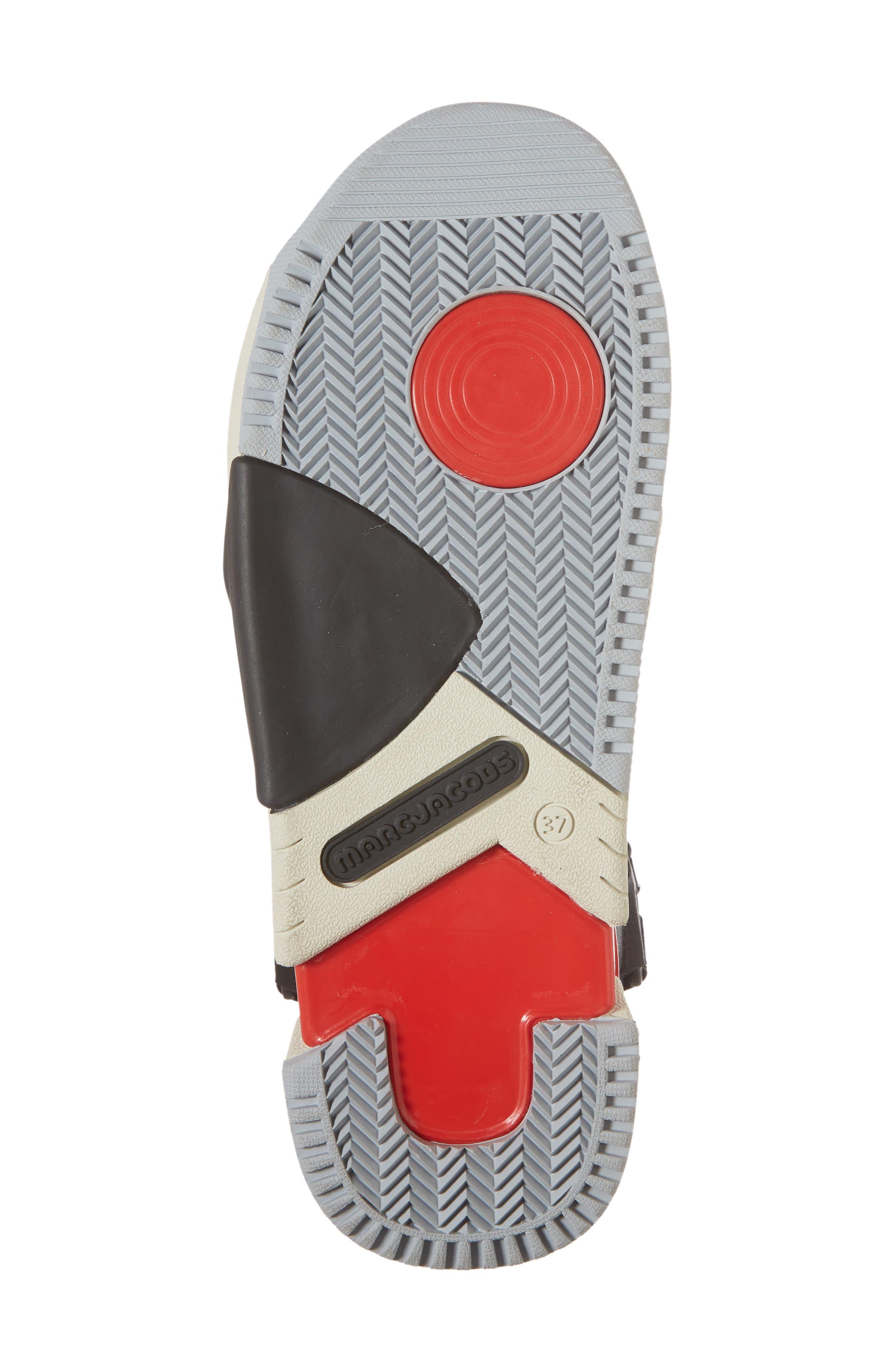Somewhere Sport Sandal,                             Alternate thumbnail 6, color,                             Red Multi