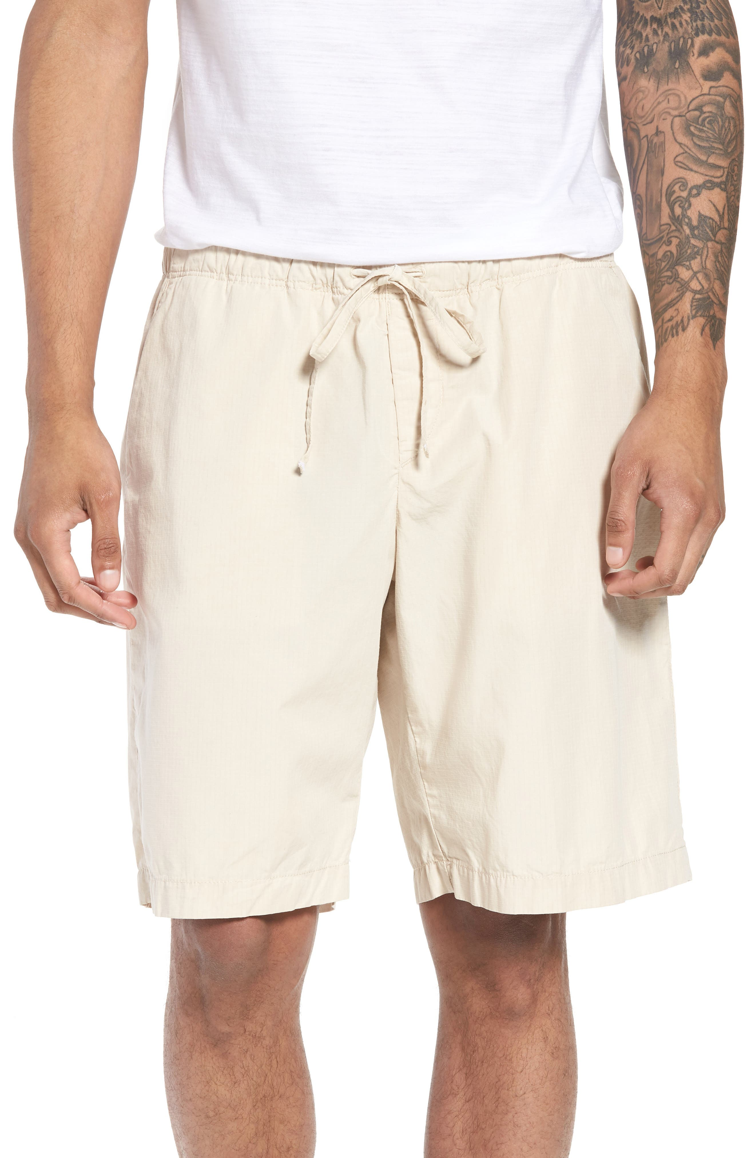 BOSS Passeo Cotton Shorts