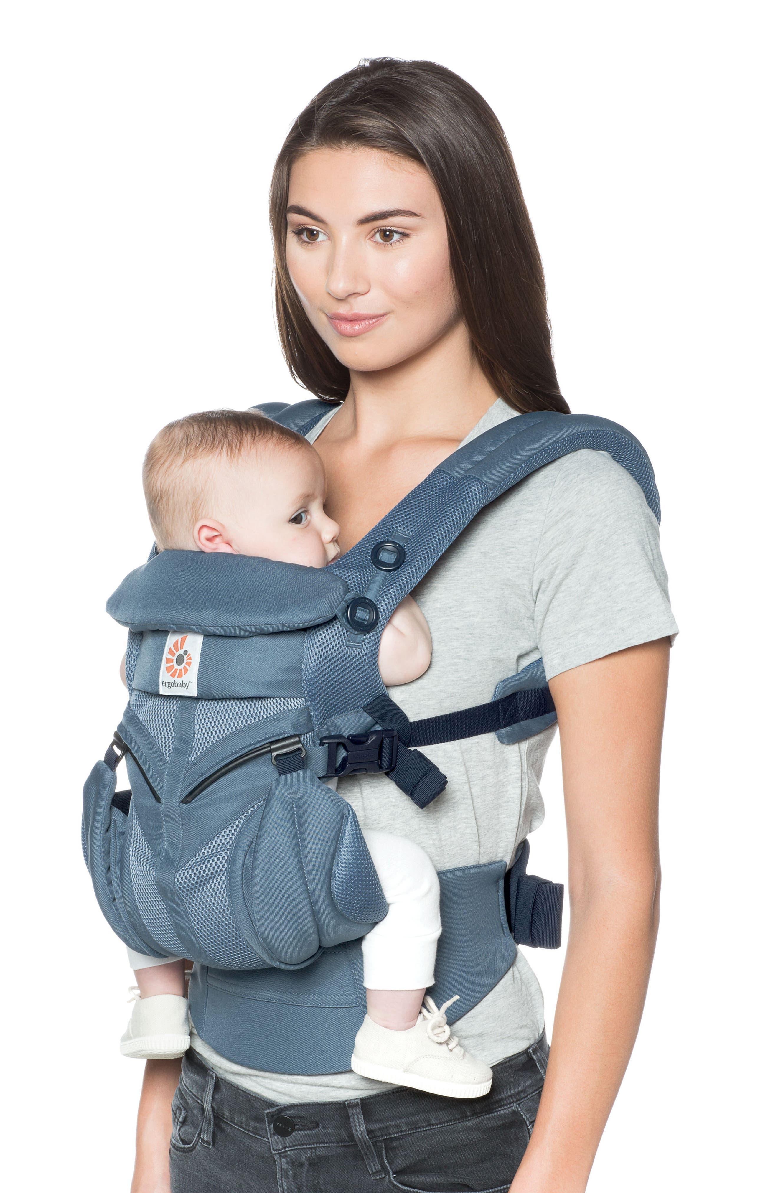 Alternate Image 4  - ERGObaby Omni 360 - Cool Air Baby Carrier
