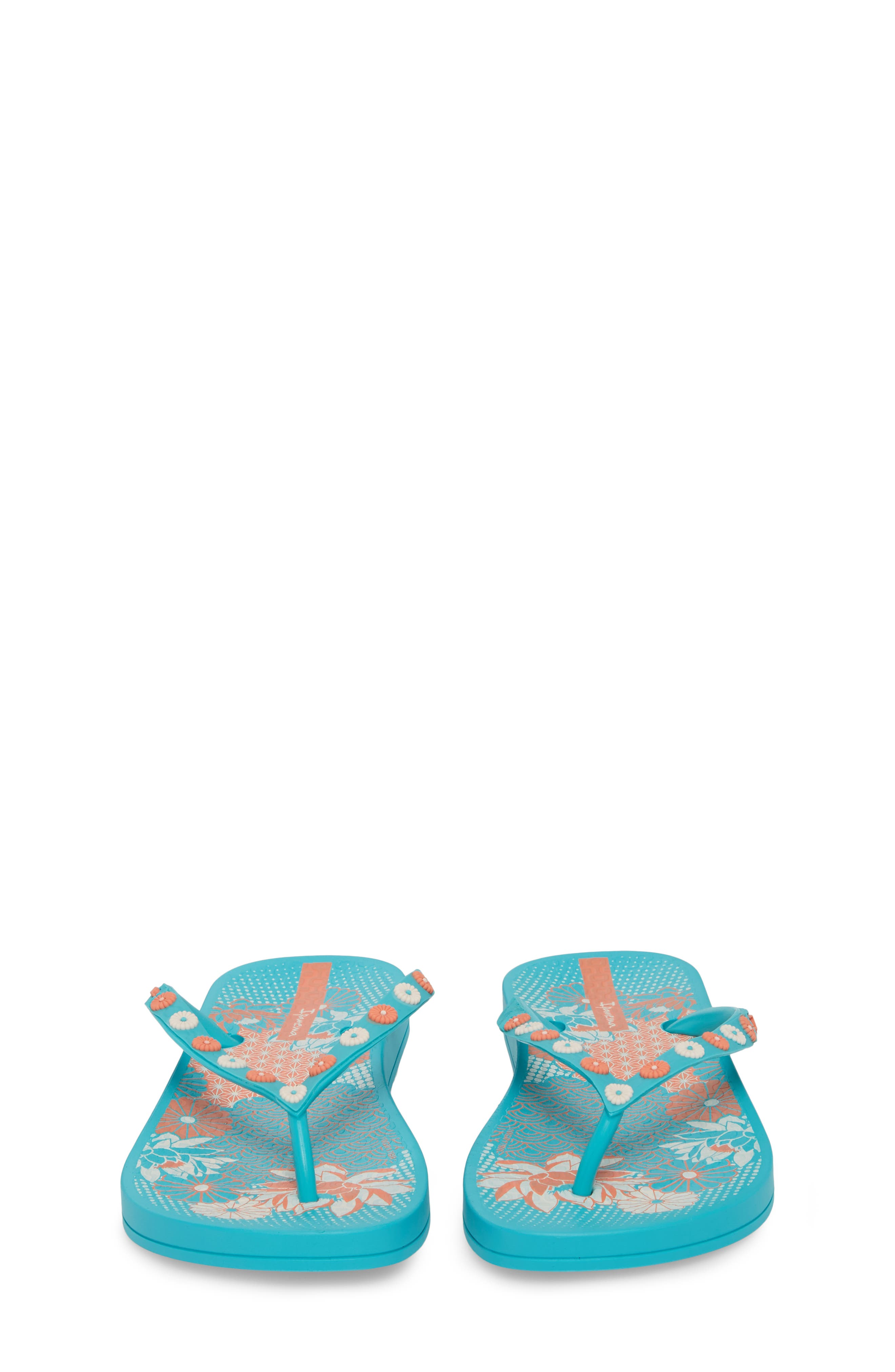 Ana Lovely Flip Flop,                             Alternate thumbnail 5, color,                             Blue