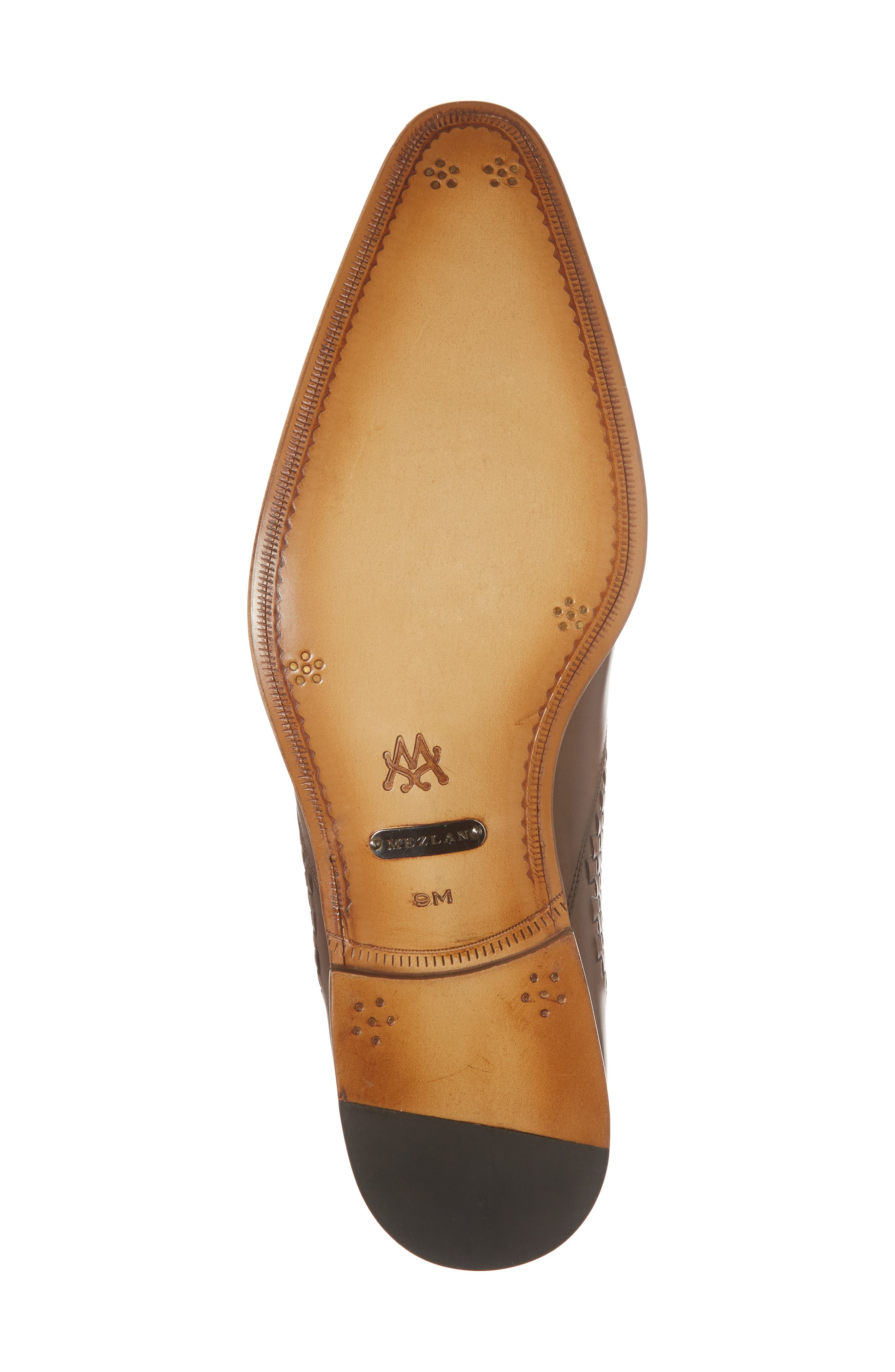 Juventa Woven Oxford,                             Alternate thumbnail 6, color,                             Honey Leather