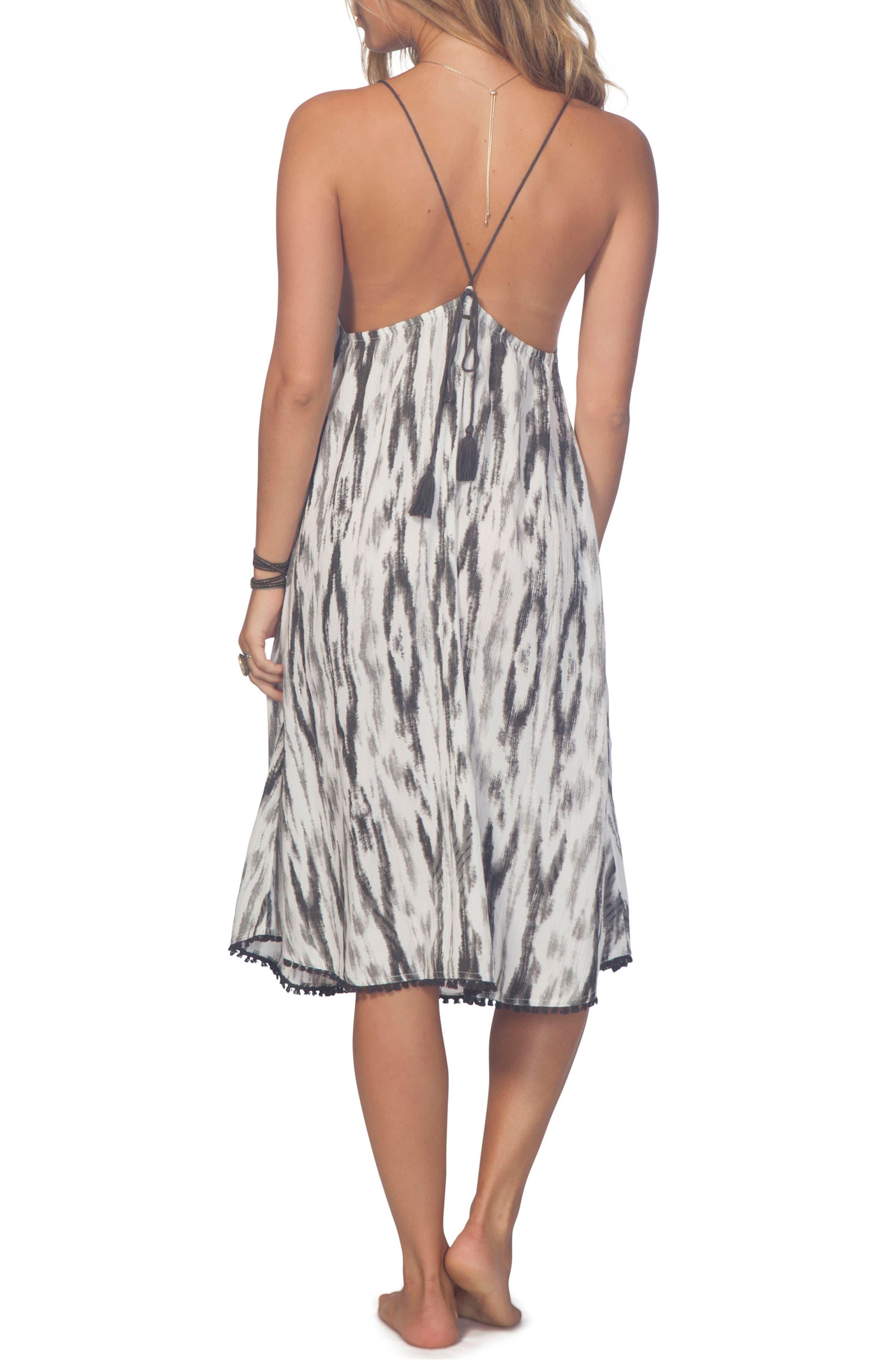 Wind Song Dress,                             Alternate thumbnail 2, color,                             White