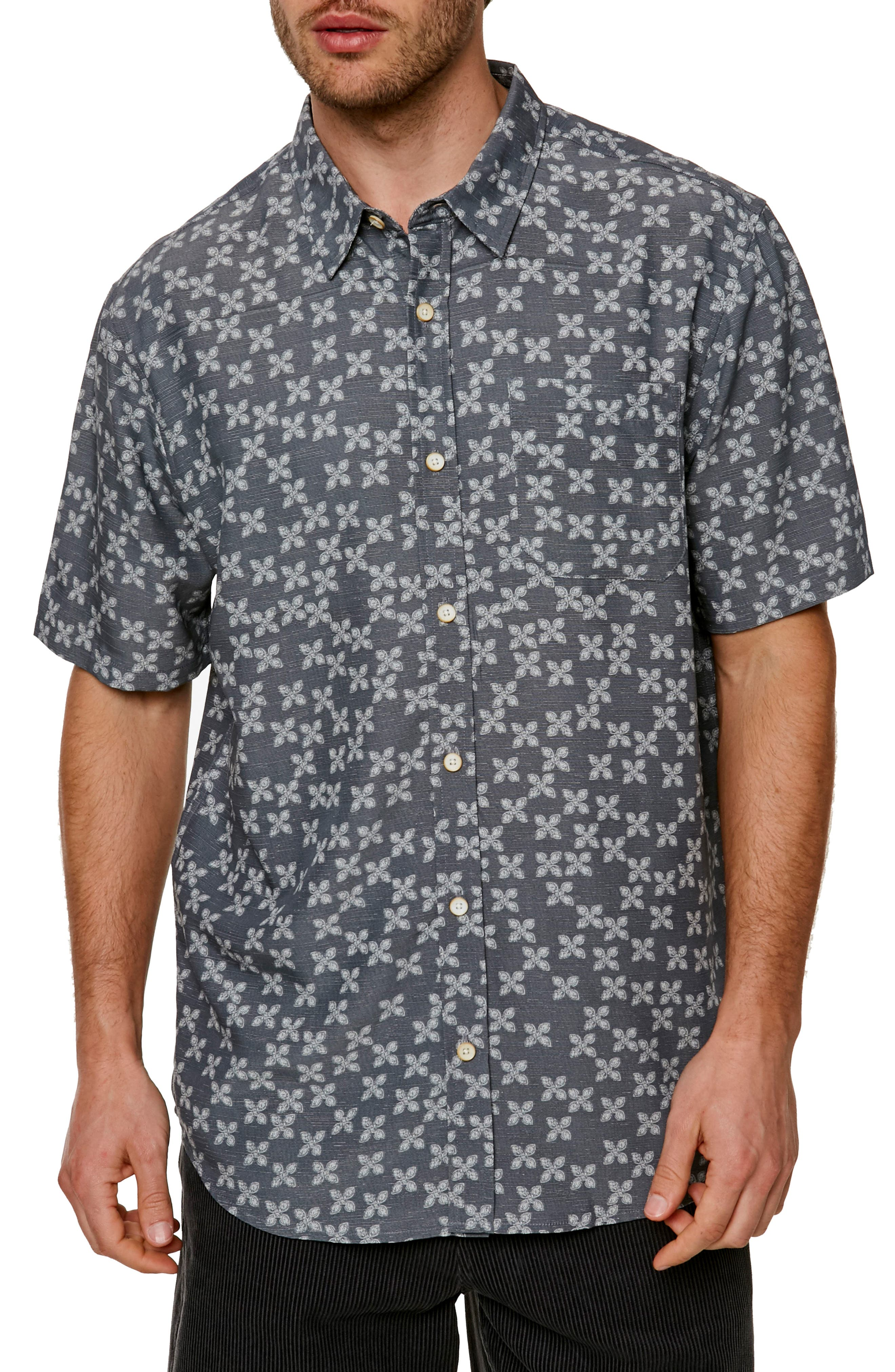 Alternate Image 1 Selected - Jack O'Neill Coconut Grove Sport Shirt