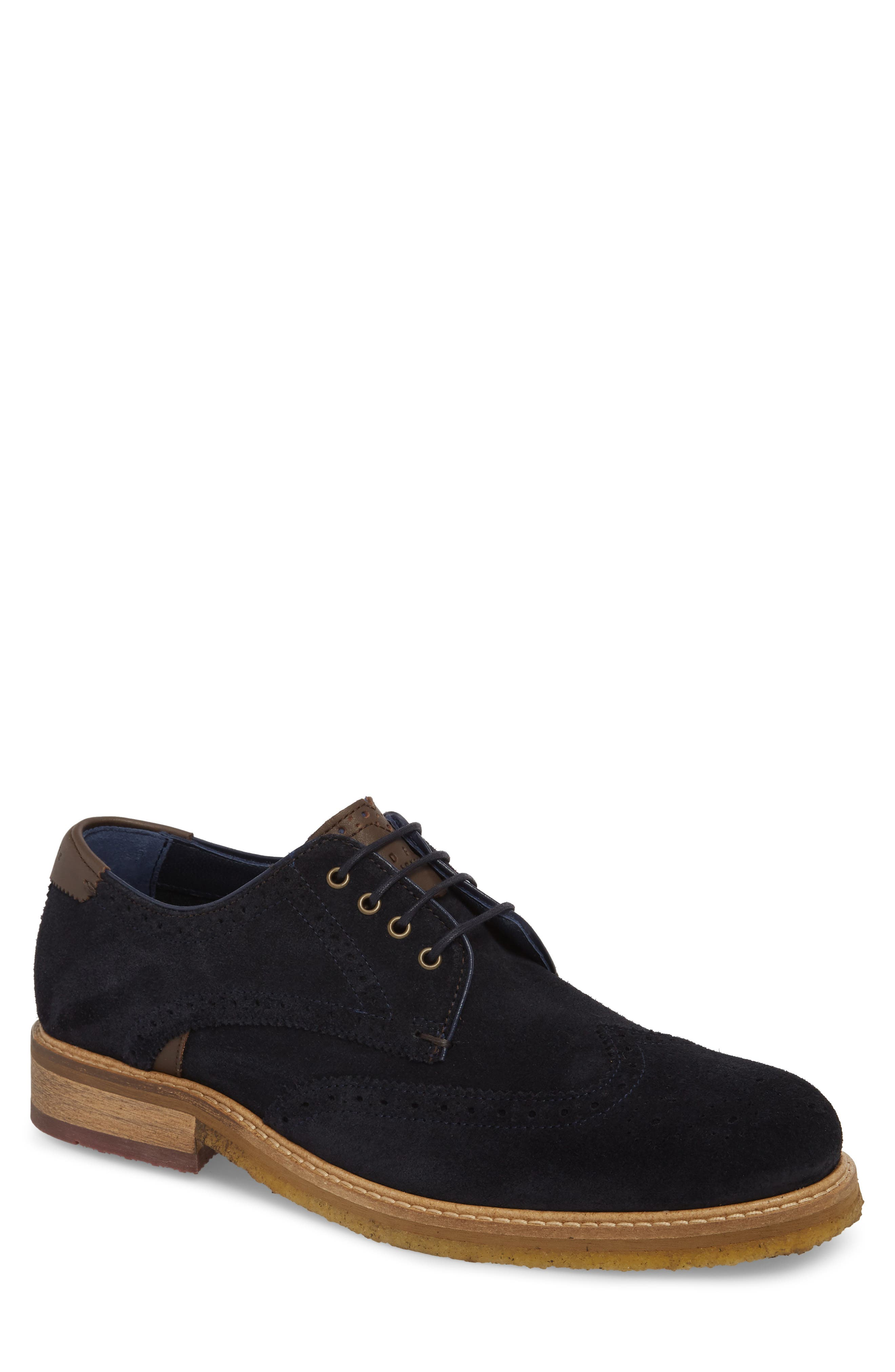 Ted Baker London Brycces Wingtip Oxford (Men)