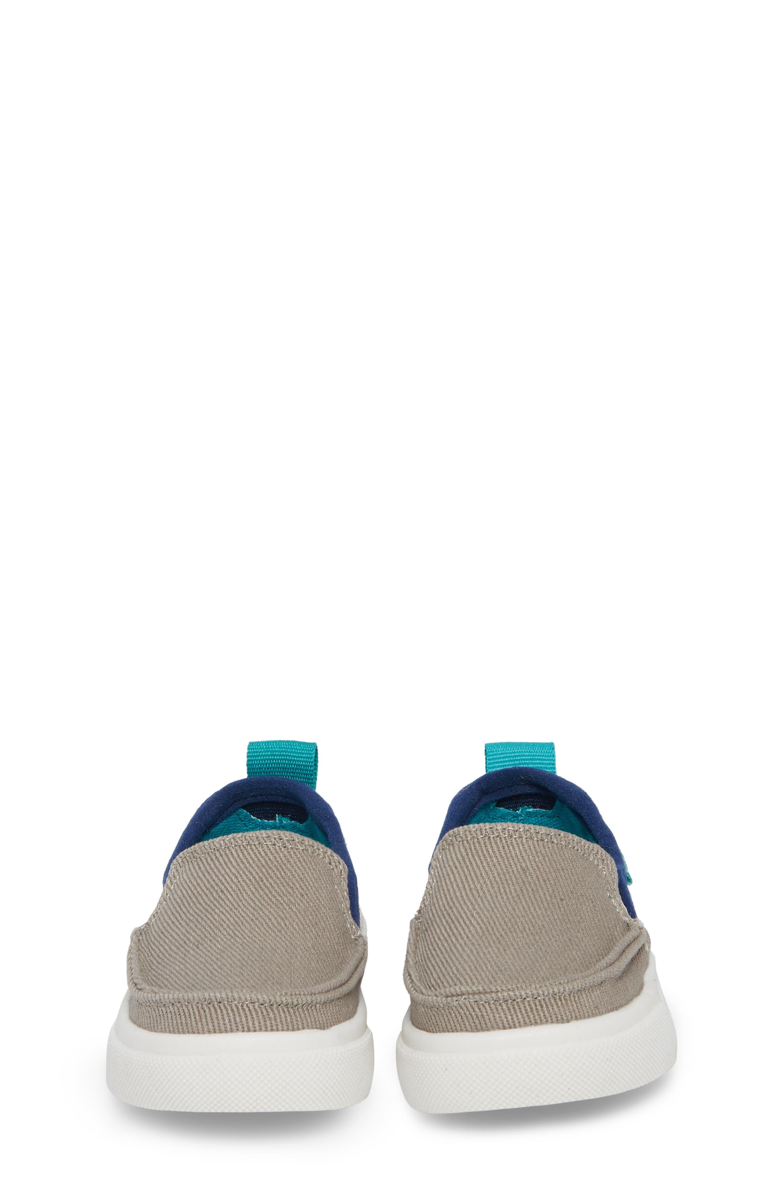 Roam Slip-On Sneaker,                             Alternate thumbnail 4, color,                             Earth