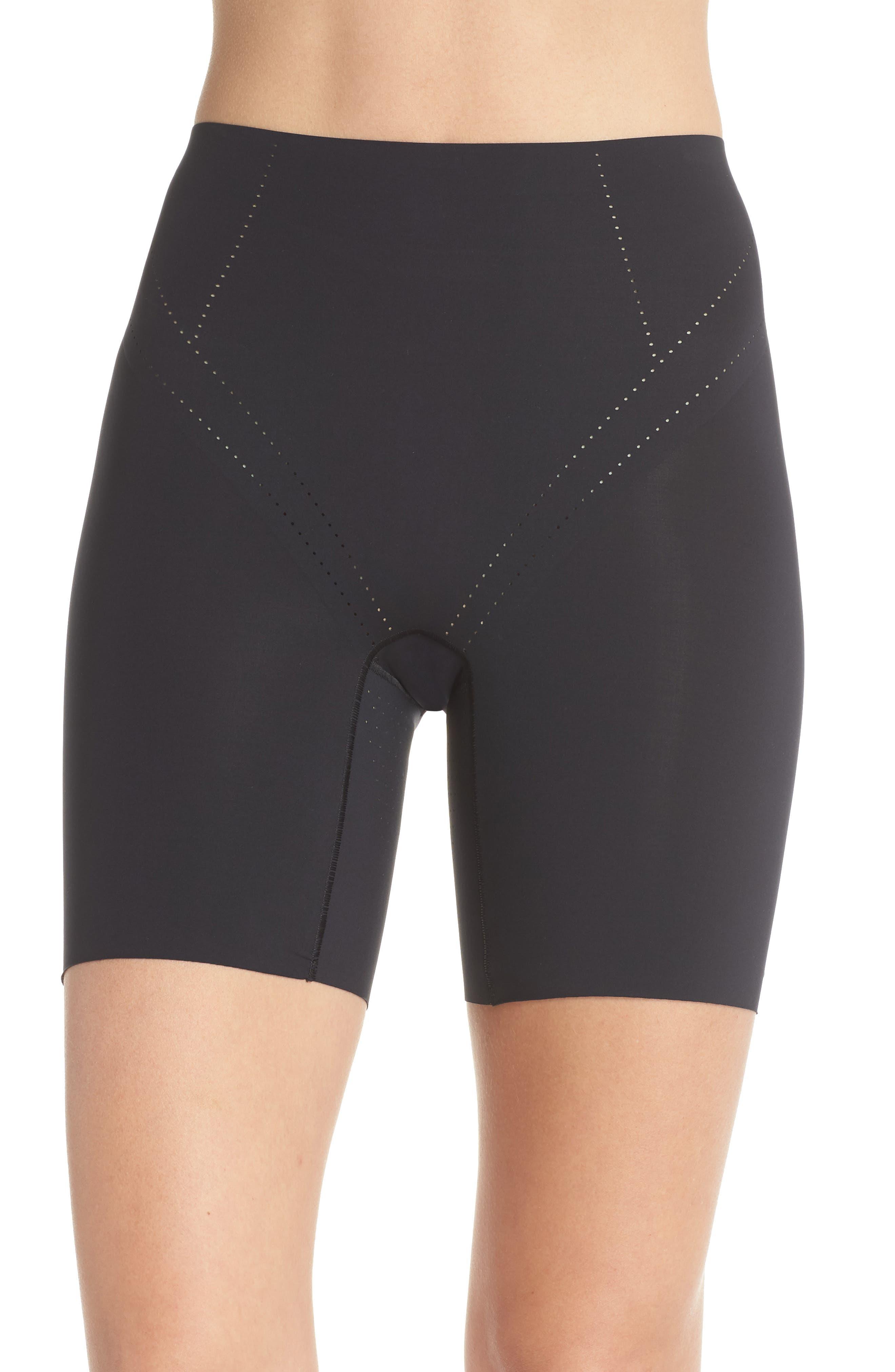 Shape Air Shaper Shorts,                             Main thumbnail 1, color,                             Black