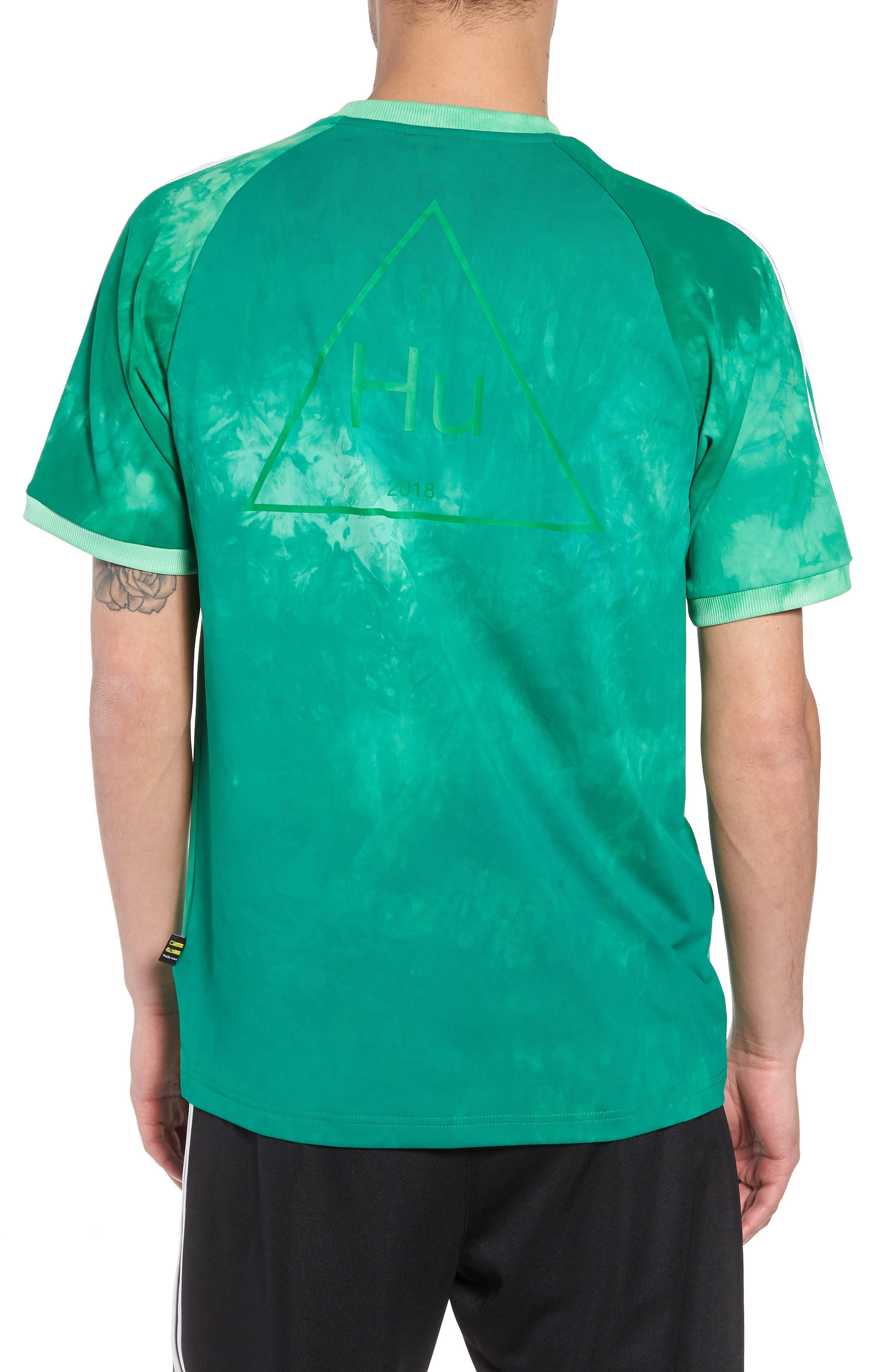 Hu Holi T-Shirt,                             Alternate thumbnail 2, color,                             Green