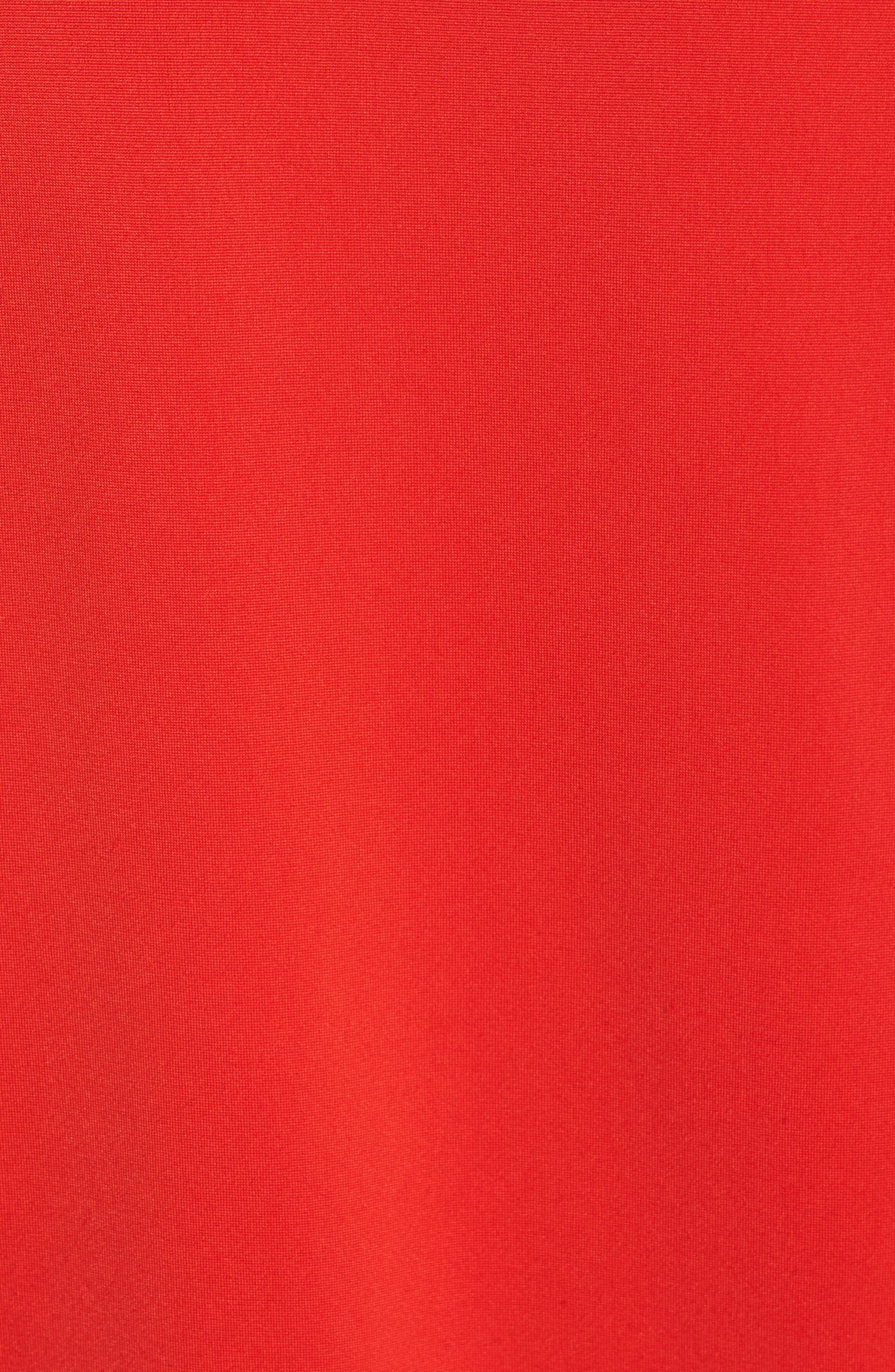 222 Banda 10 Anay Jacket,                             Alternate thumbnail 8, color,                             Red Flame -White