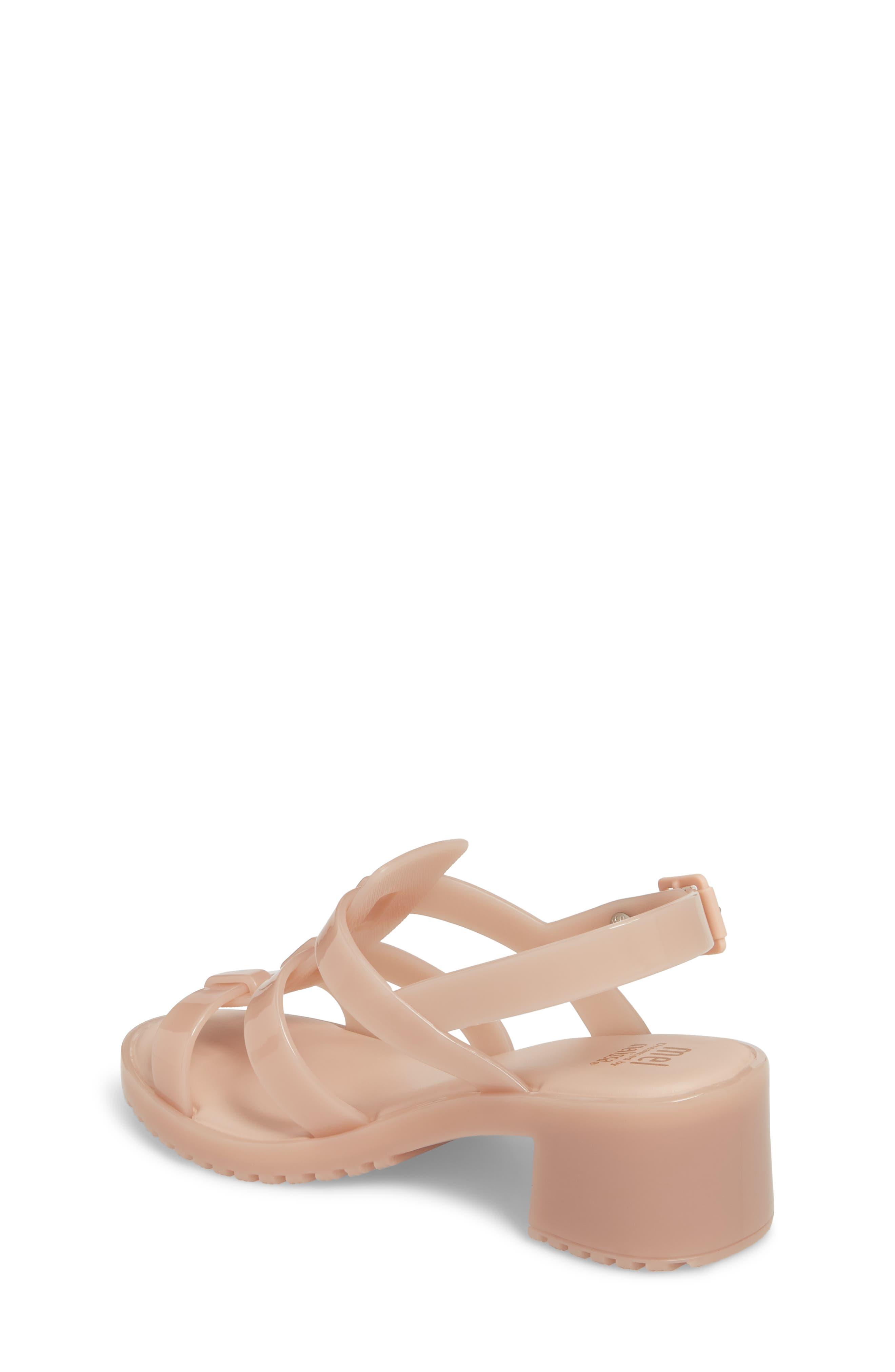 'Flox' Sandal,                             Alternate thumbnail 2, color,                             Light Pink Matte