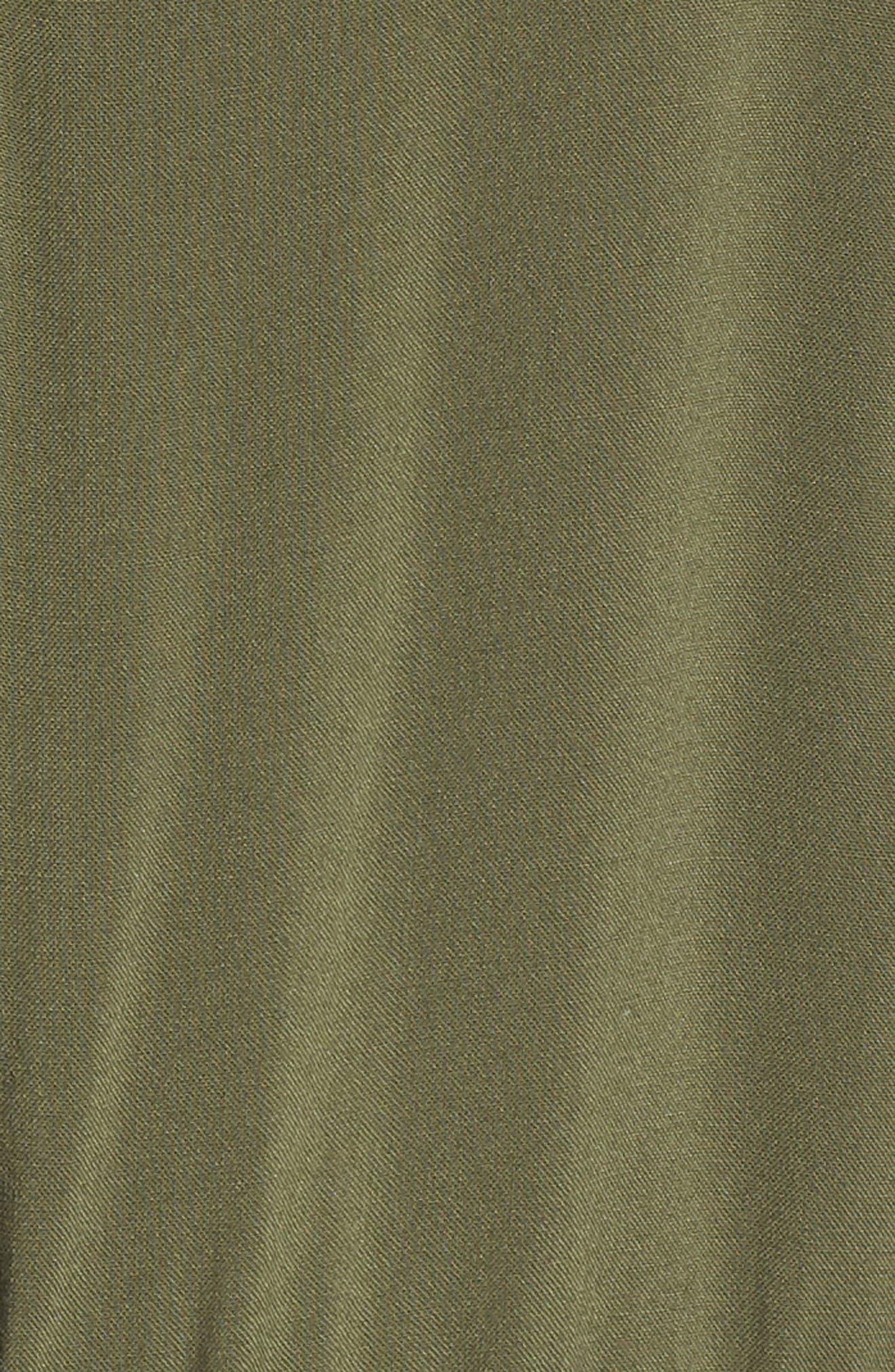 Alternate Image 5  - PAIGE Paletta Tie-Waist Jumpsuit