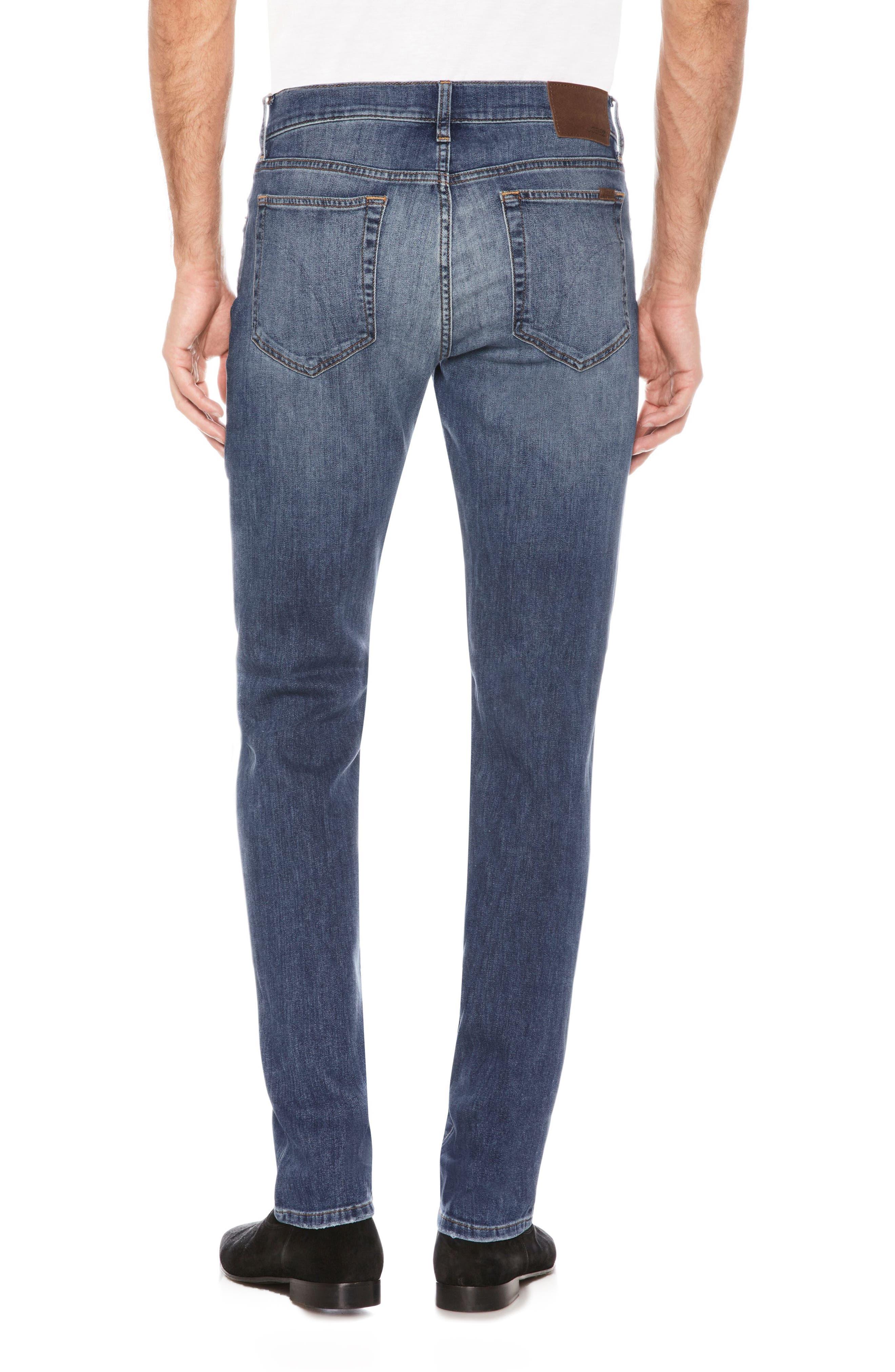 Folsom Slim Fit Jeans,                             Alternate thumbnail 2, color,                             Freeman