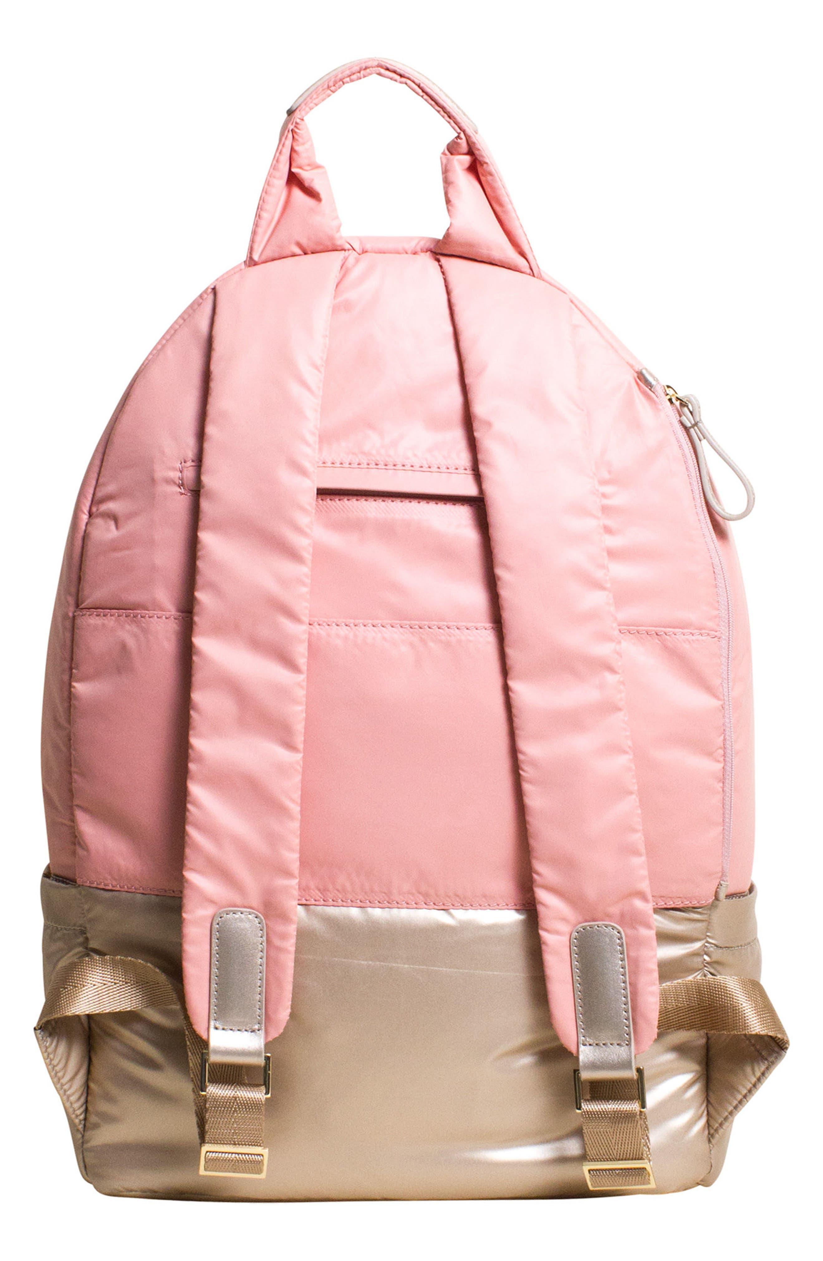 Stratus Waterproof Backpack,                             Alternate thumbnail 2, color,                             Pink