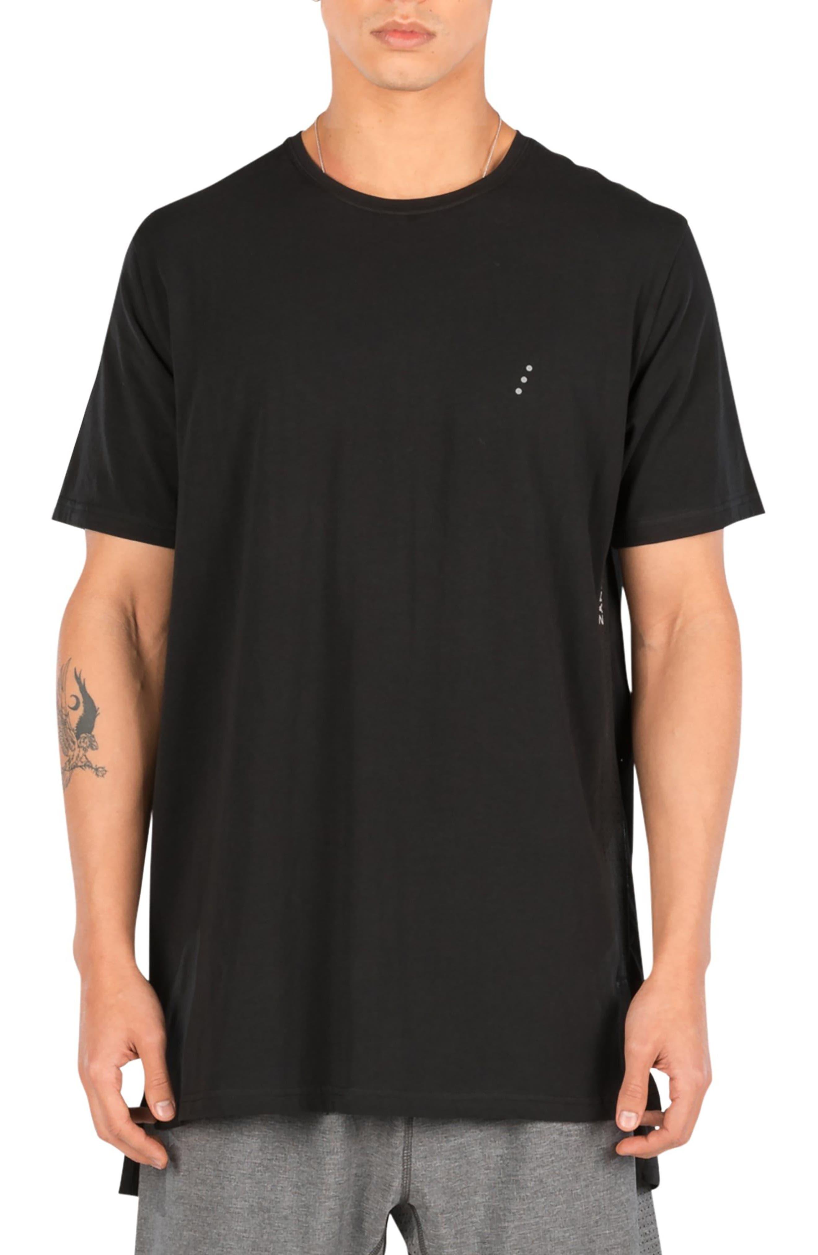 Flintlock Performance T-Shirt,                         Main,                         color, Black