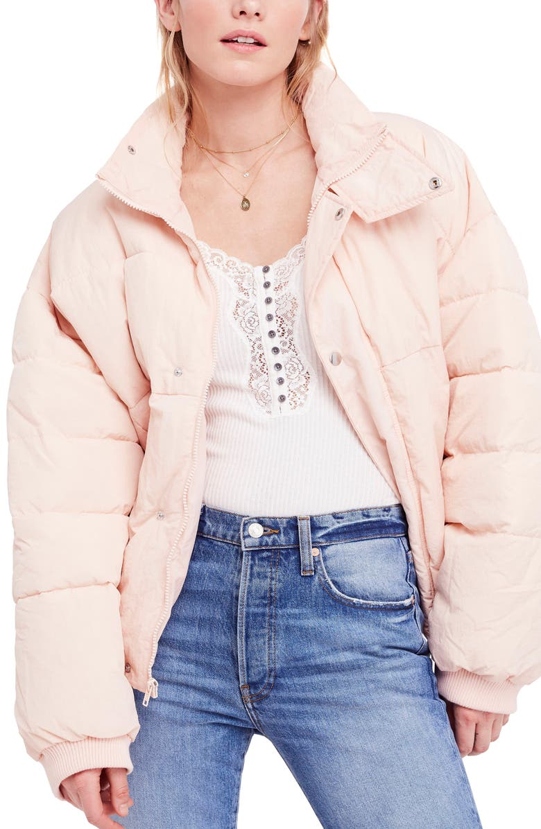 Free People Cold Rush Puffer Jacket | Nordstrom