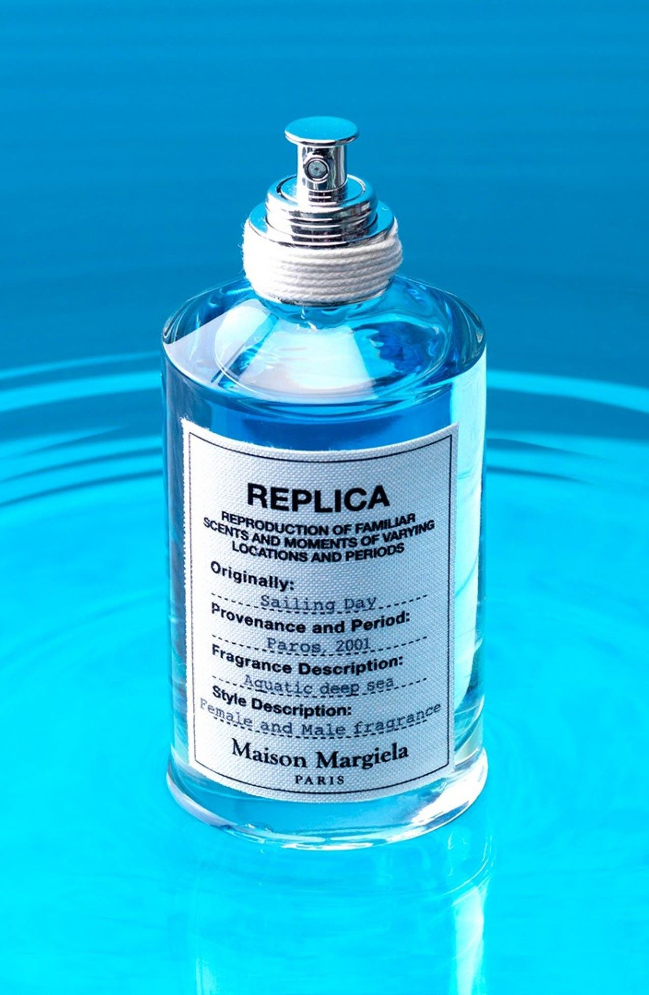 Replica Sailing Day Eau de Toilette Spray,                             Alternate thumbnail 3, color,                             No Color
