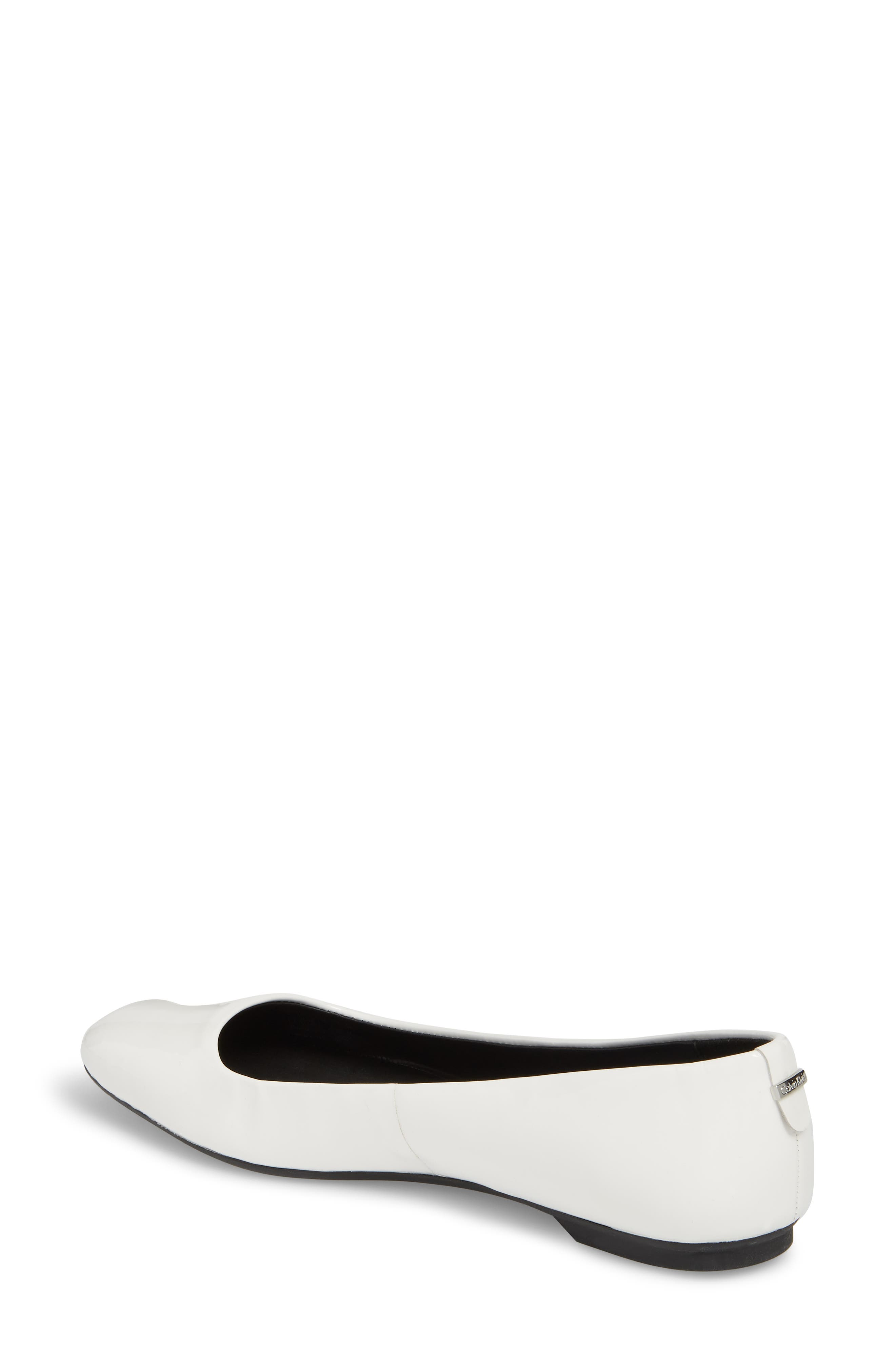 Alternate Image 2  - Calvin Klein Enith Flat (Women)