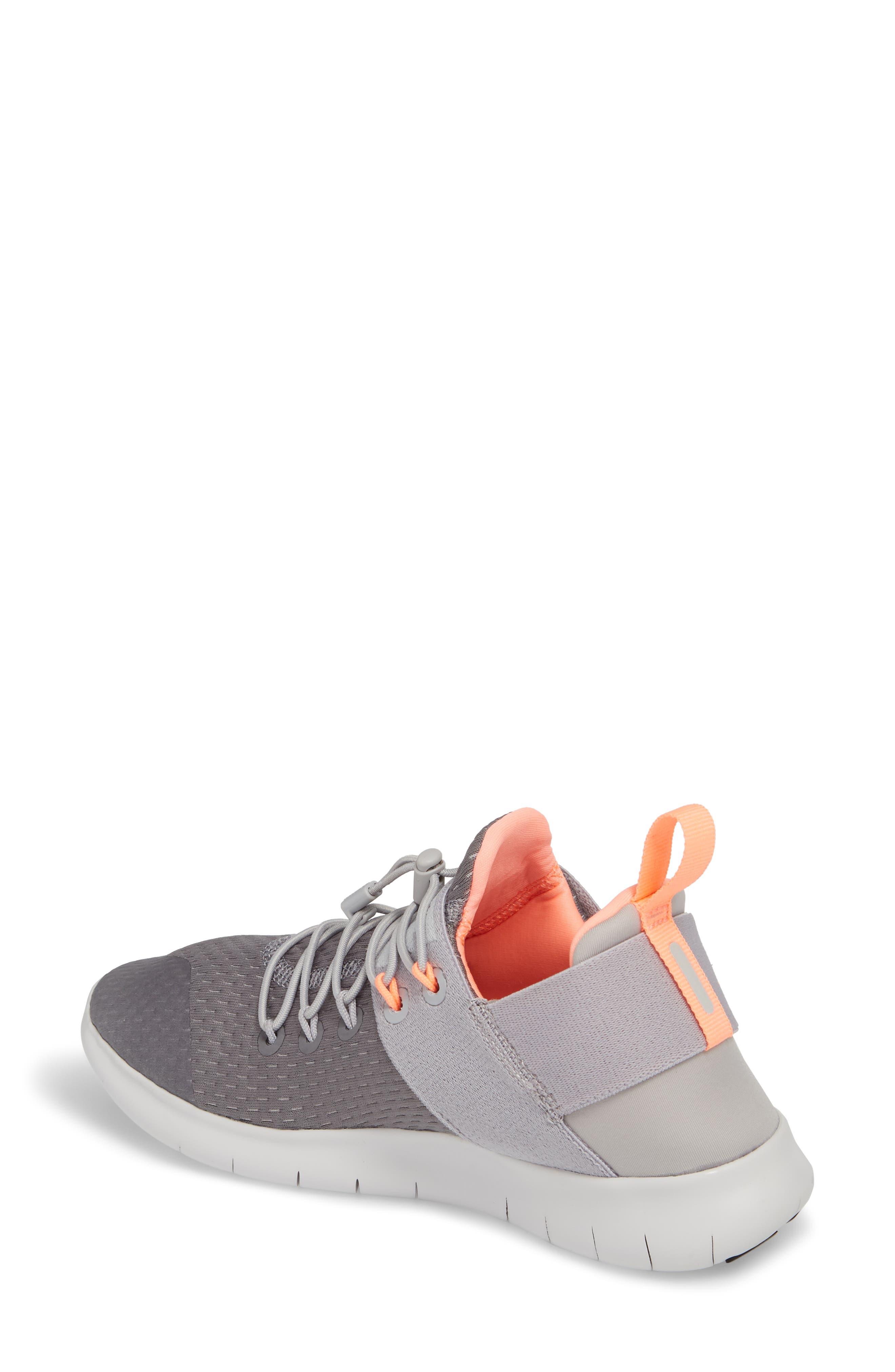 Free RN CMTR Running Shoe,                             Alternate thumbnail 2, color,                             Gunsmoke/ Crimson Pulse