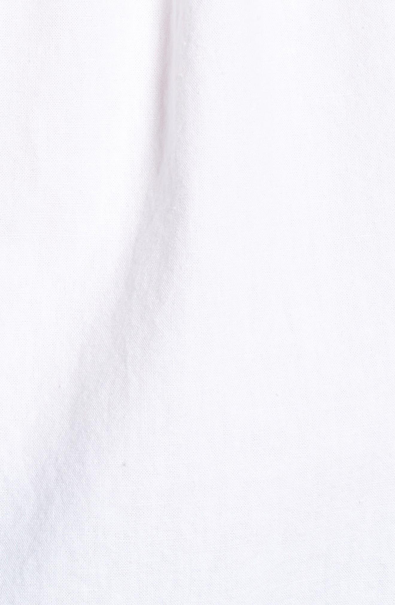 Jennifer Top,                             Alternate thumbnail 6, color,                             True White