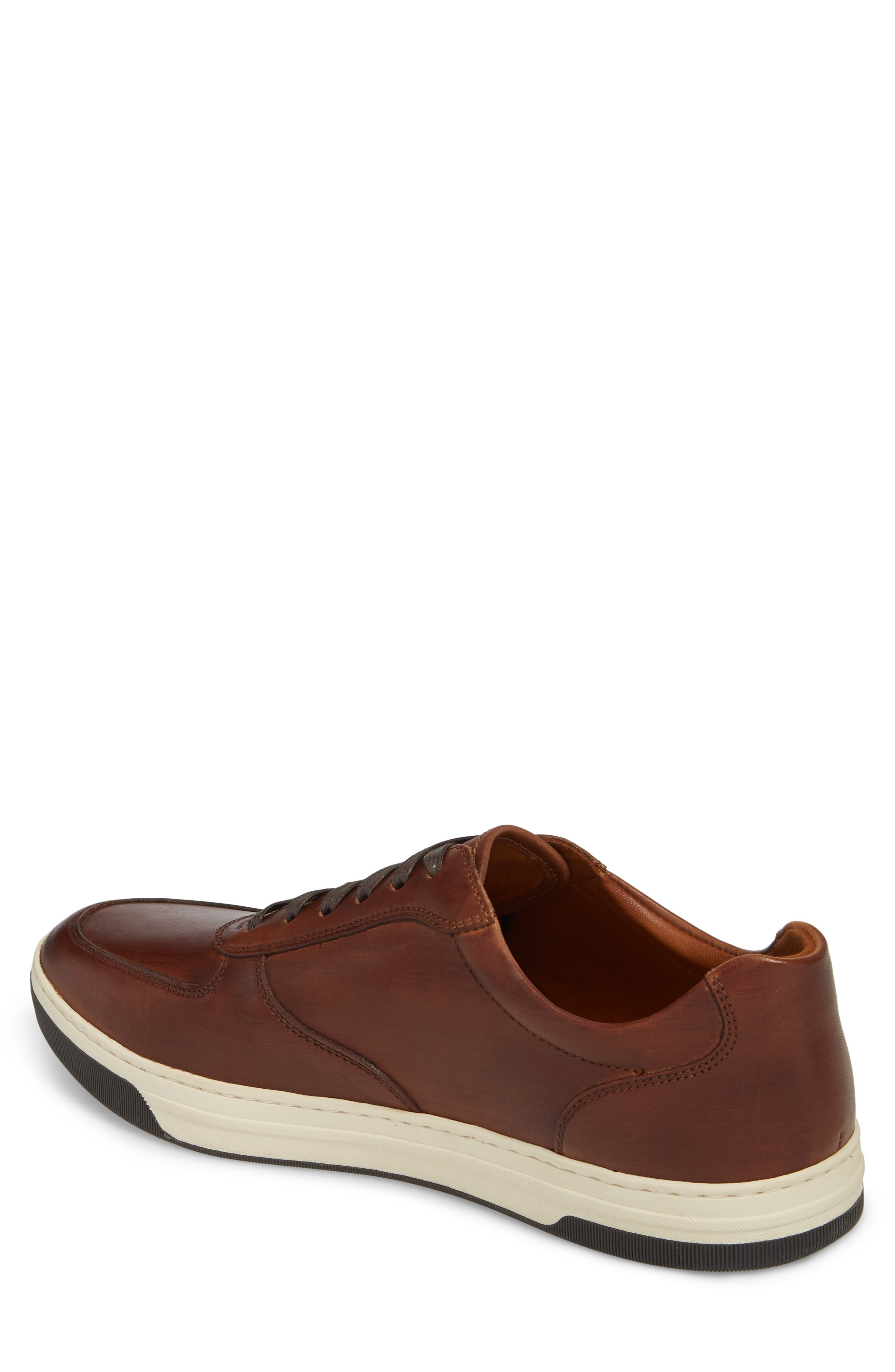 Alternate Image 2  - Johnston & Murphy Fenton Low Top Sneaker (Men)