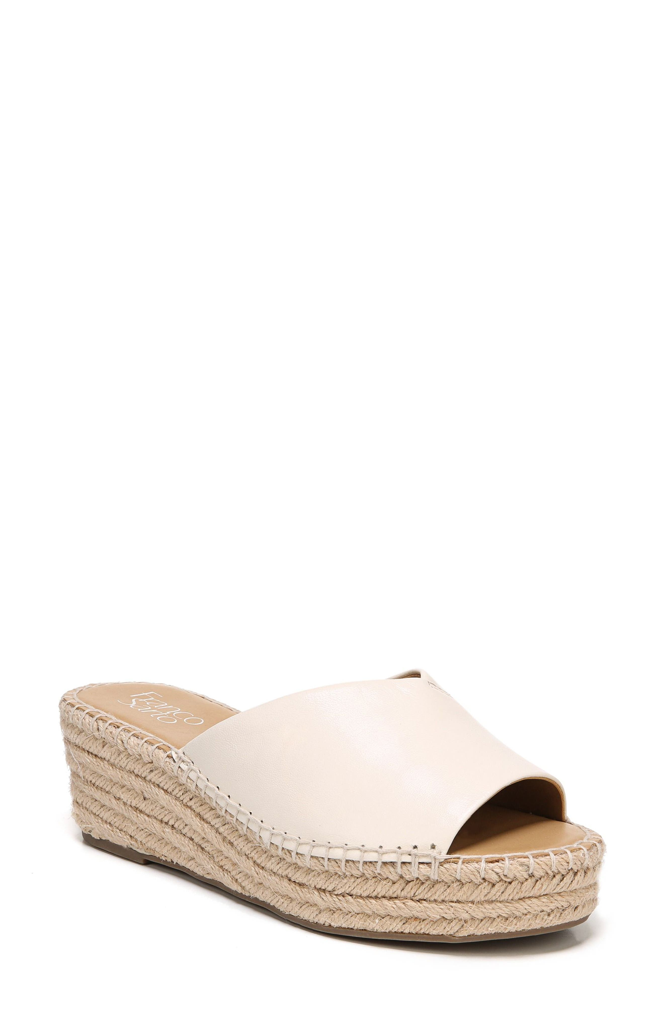 SARTO by Franco Sarto Pinot Platform Wedge Slide Sandal (Women)