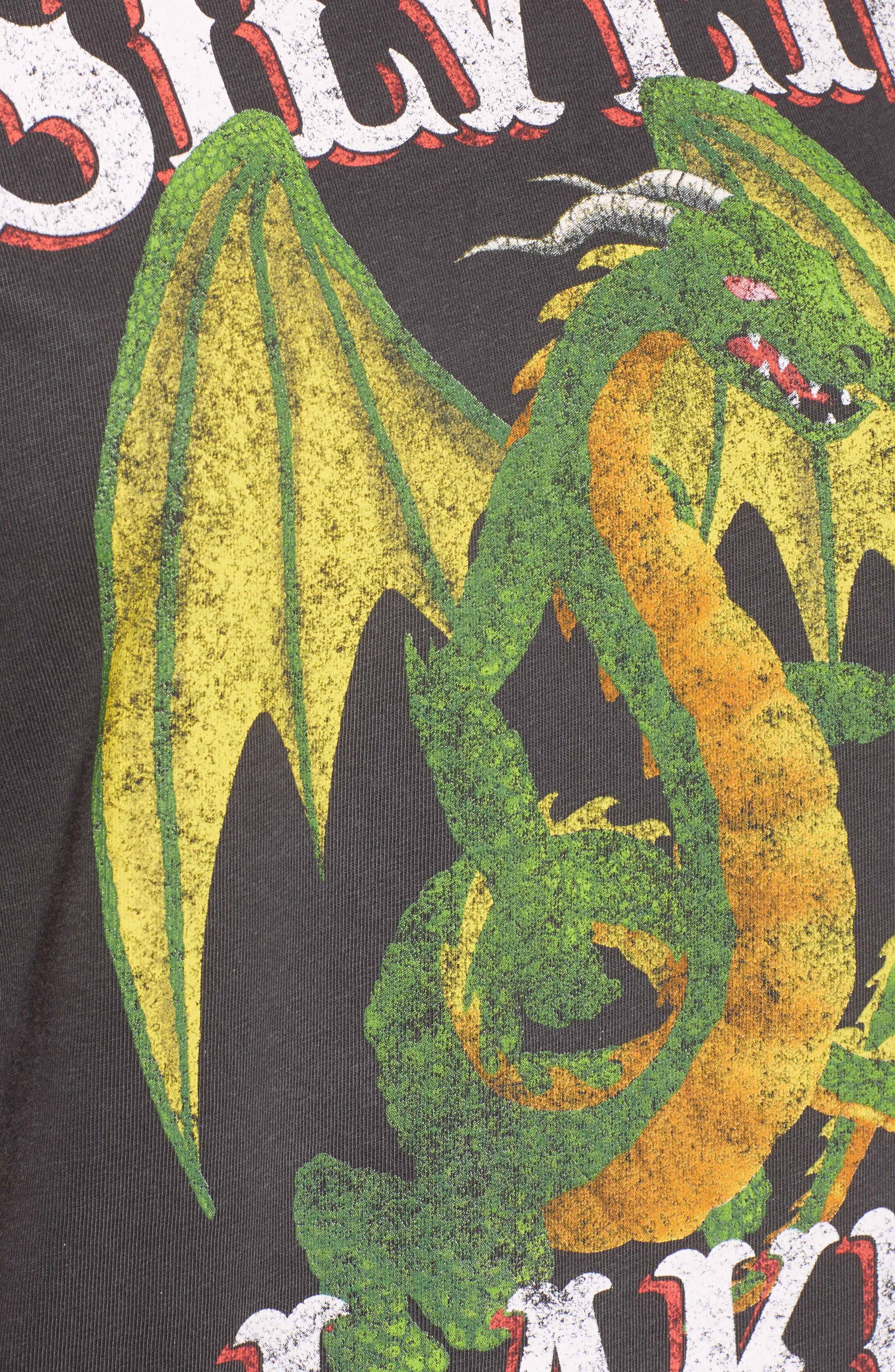Alternate Image 5  - Kid Dangerous Dragon Graphic Tee