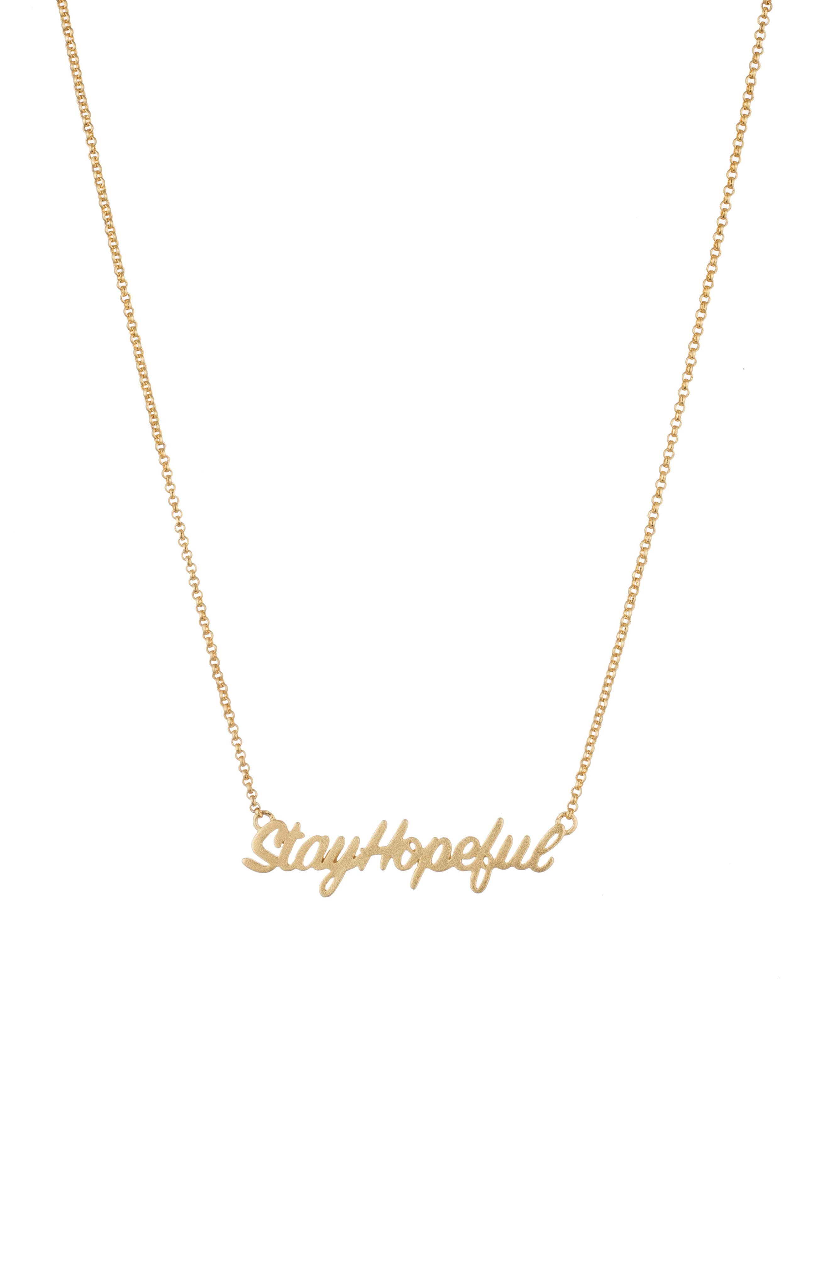 lokai Hopeful Necklace