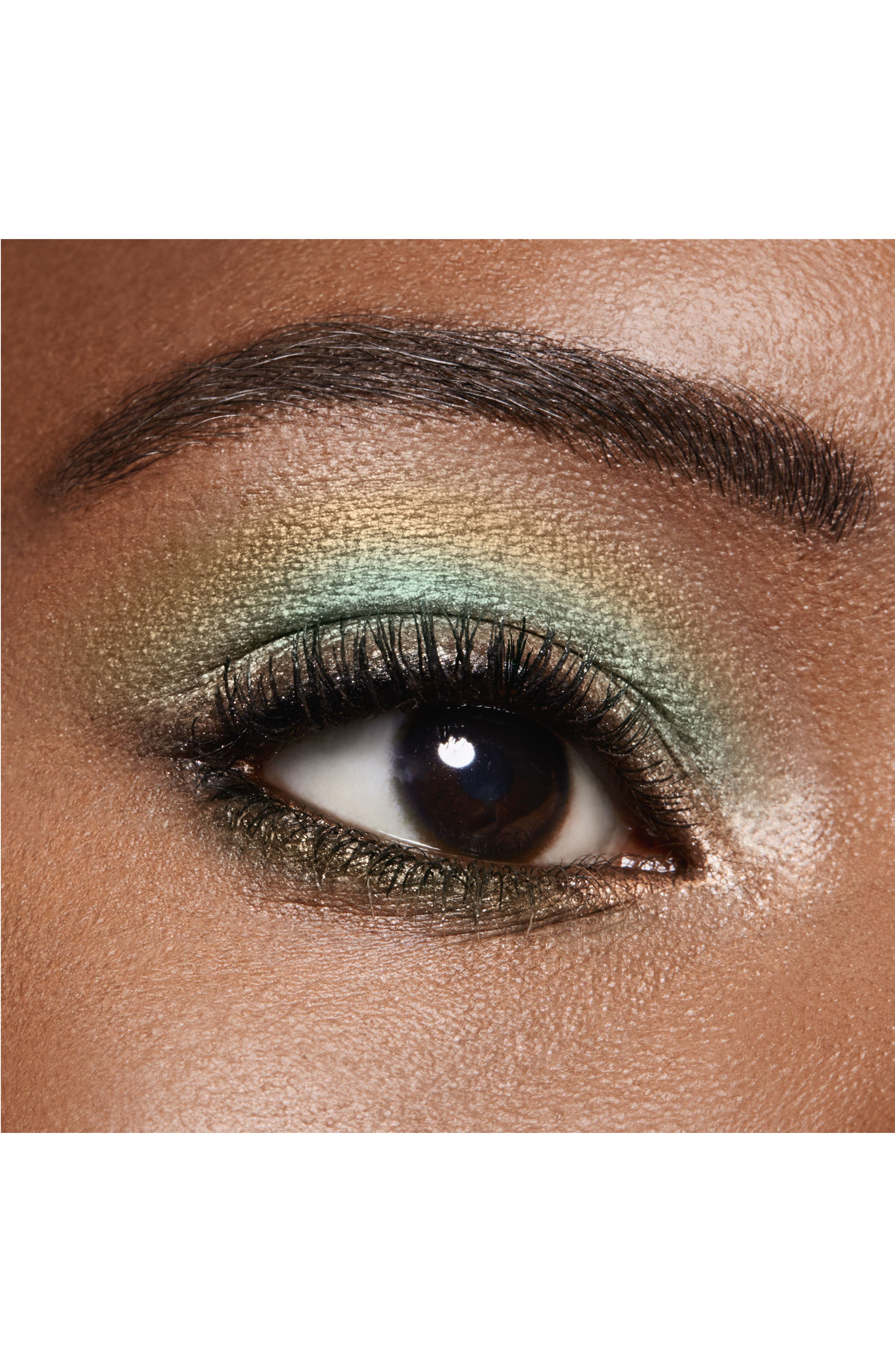 Cream & Powder Eye Color Duo,                             Alternate thumbnail 3, color,                             Emerald Isles