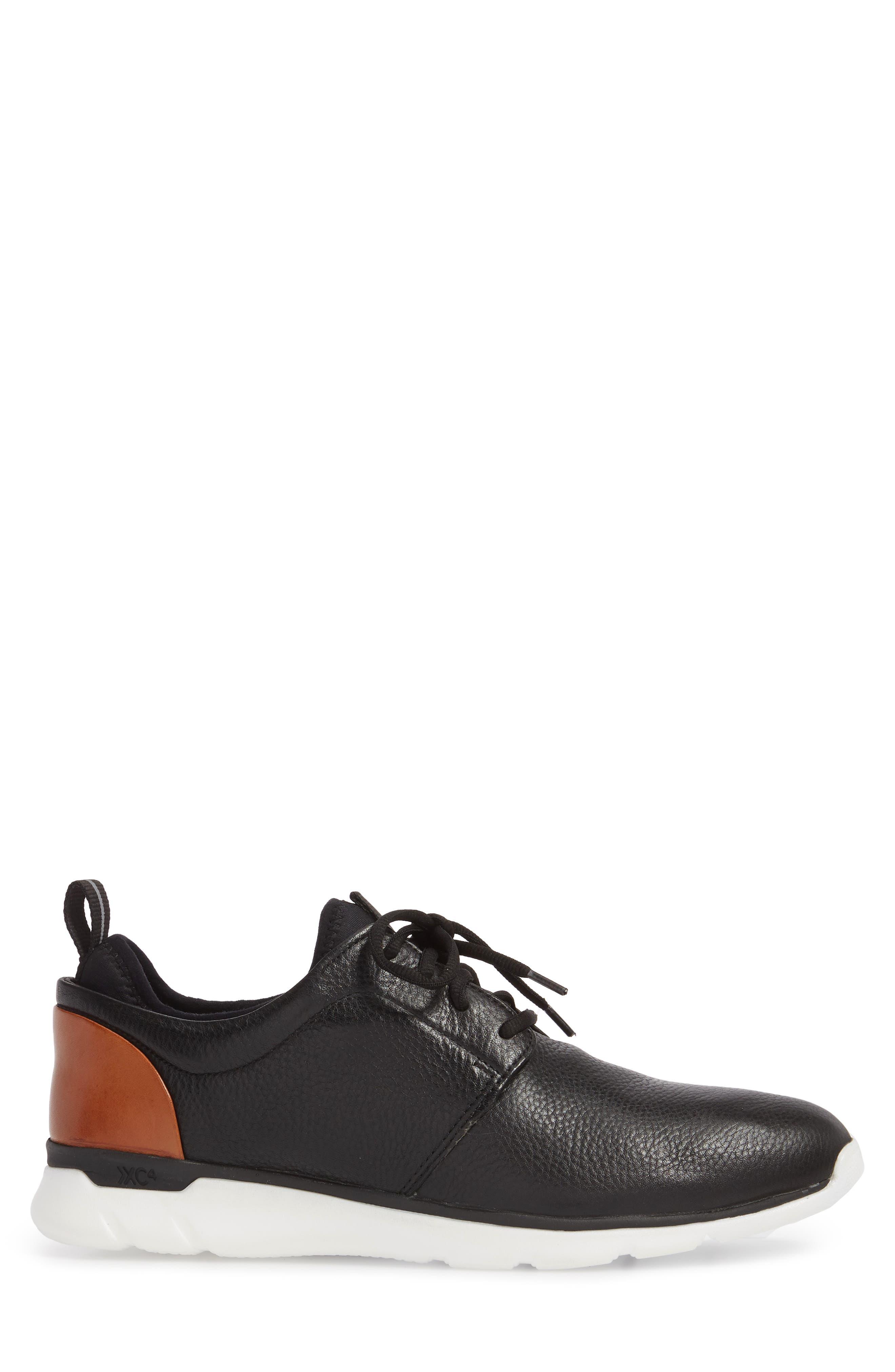 Alternate Image 3  - Johnston & Murphy Prentiss XC4® Waterproof Low Top Sneaker (Men)