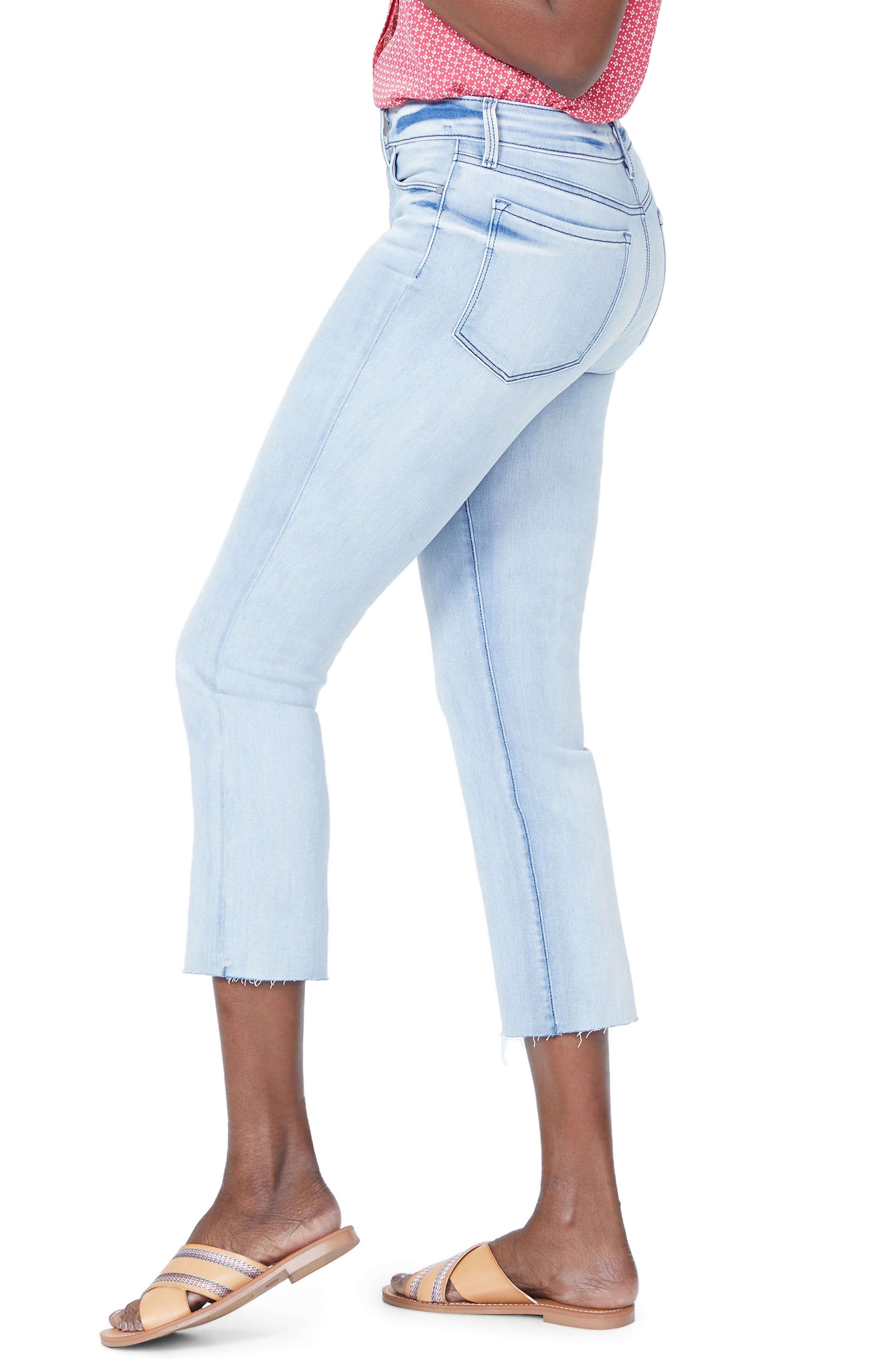 Marilyn Ankle Skinny Jeans,                             Alternate thumbnail 3, color,                             Stillwater